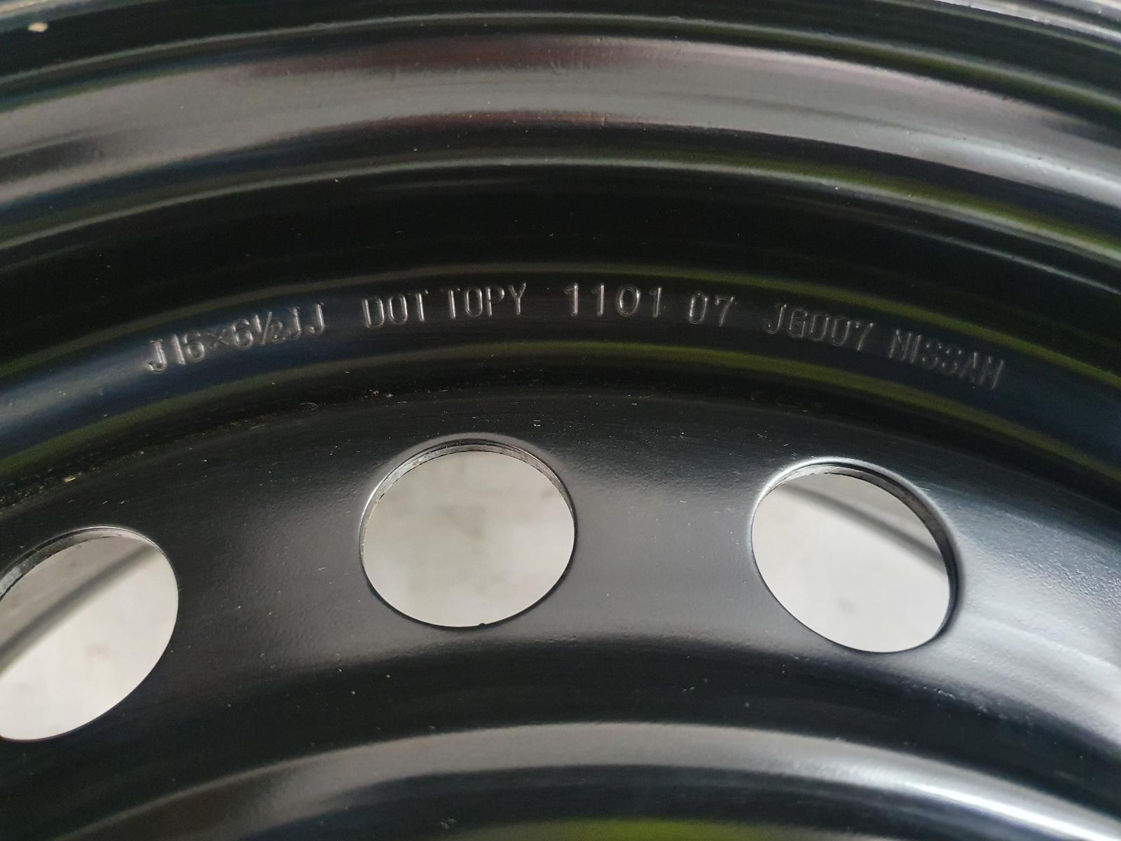 View Auto part Wheel NISSAN X TRAIL 2008