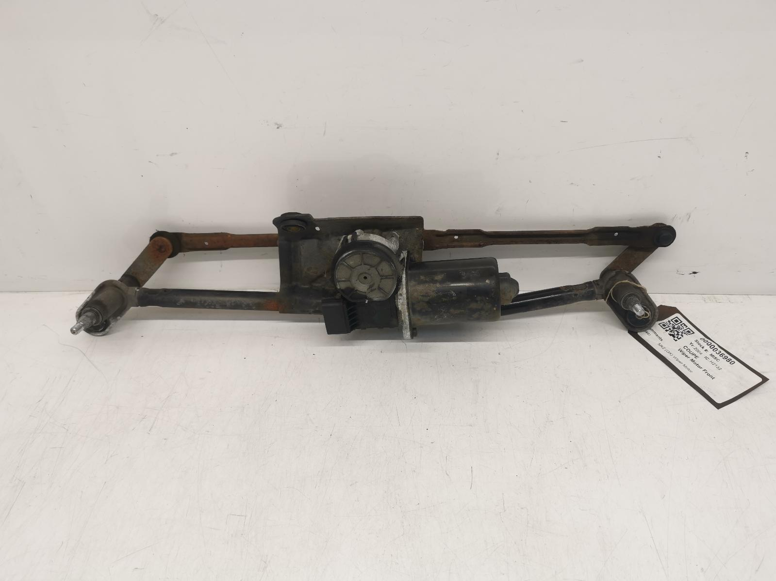 View Auto part Wiper Motor Front HYUNDAI COUPE 2004
