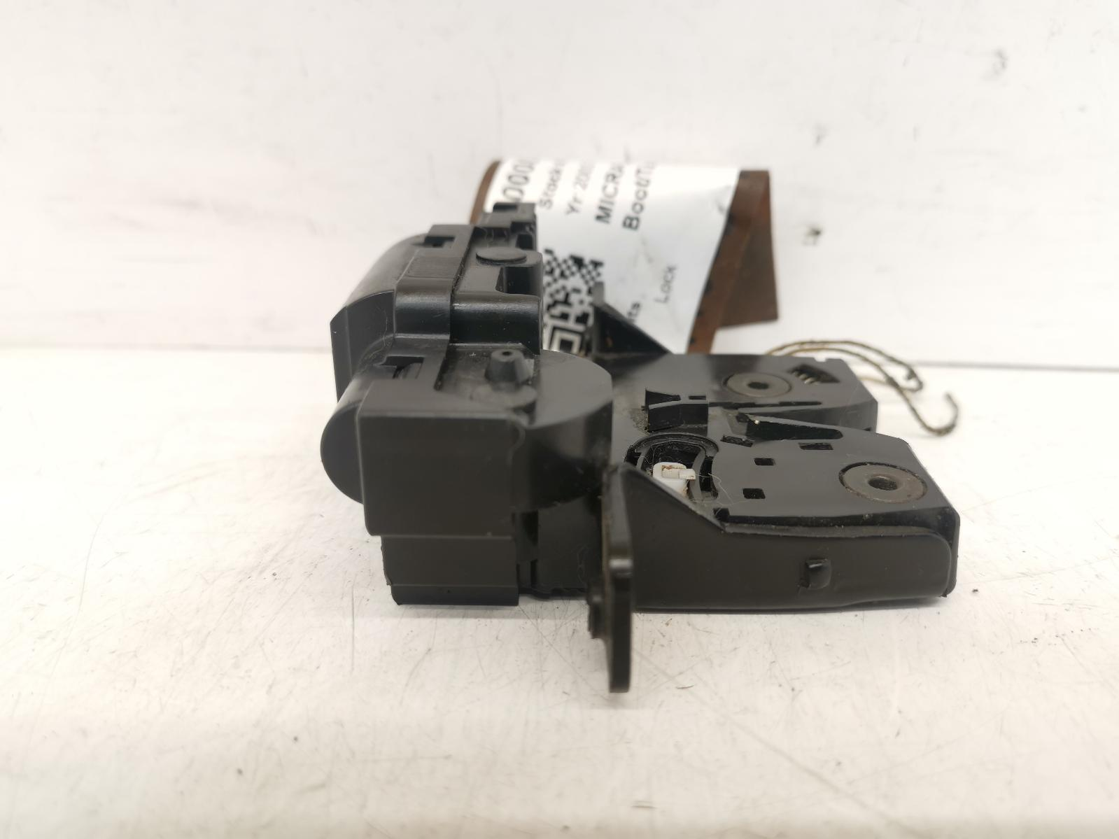 View Auto part Bootlid/Tailgate Lock NISSAN MICRA 2005