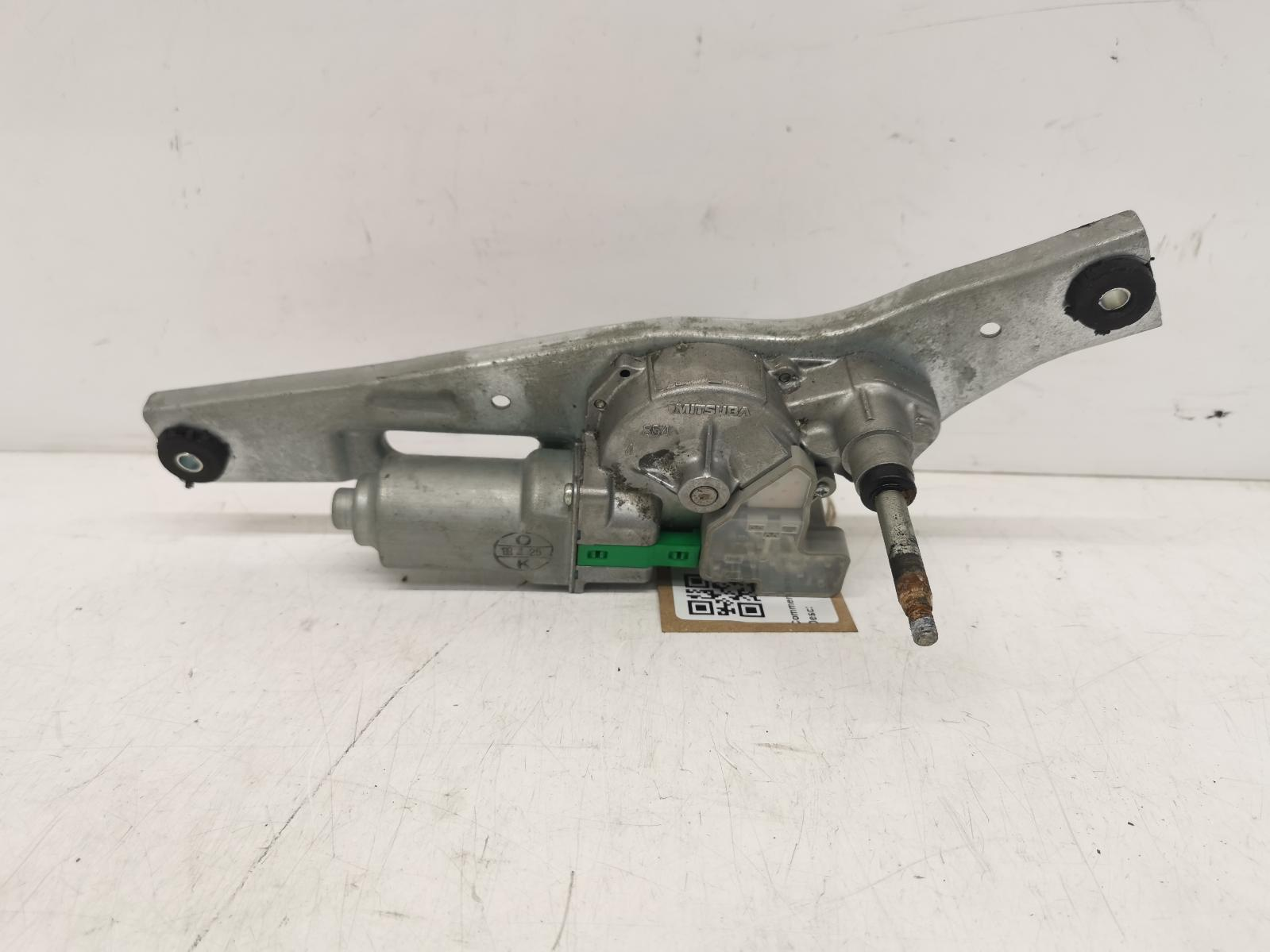 View Auto part Wiper Motor Rear NISSAN NOTE 2008