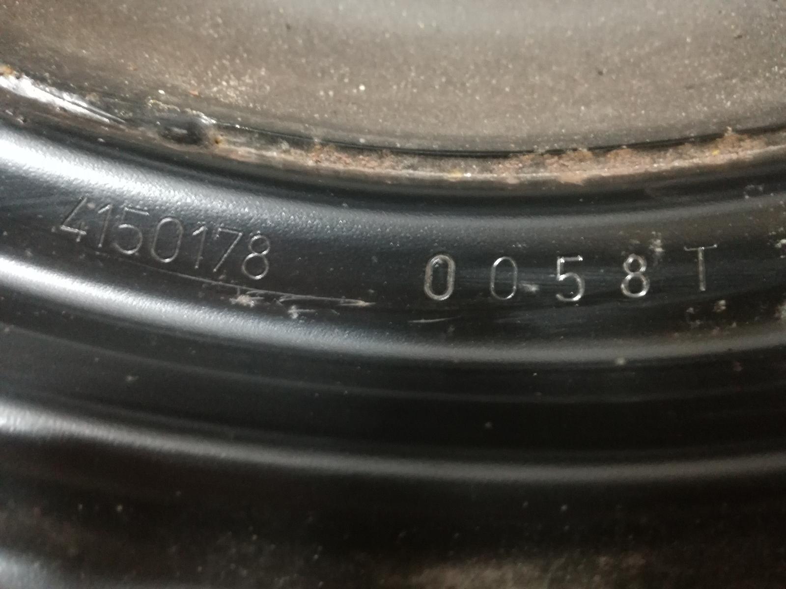 View Auto part Wheel PEUGEOT 208 2014