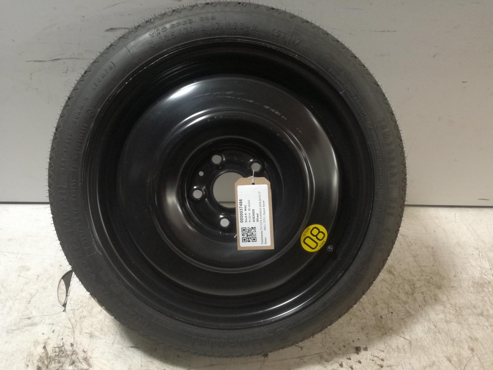 View Auto part Wheel TOYOTA AVENSIS 2014