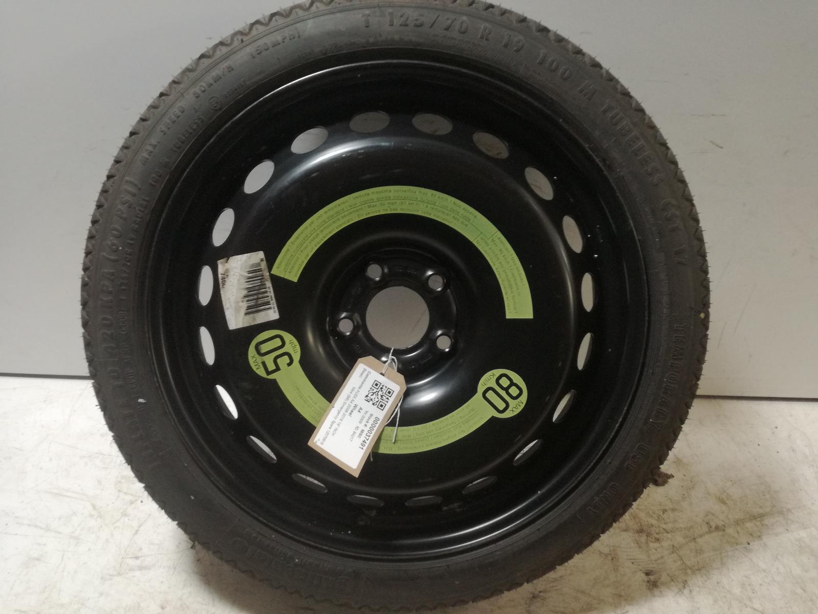 View Auto part Wheel AUDI A4 2009