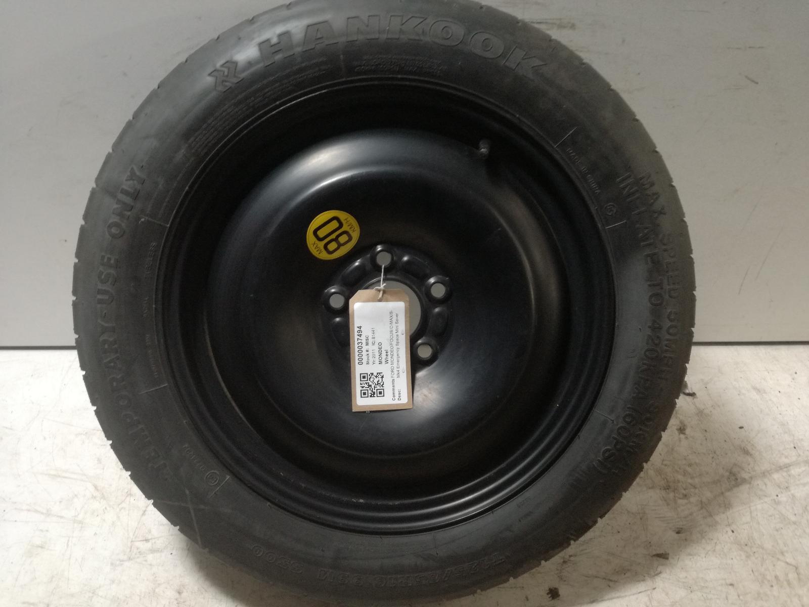 View Auto part Wheel FORD MONDEO 2011