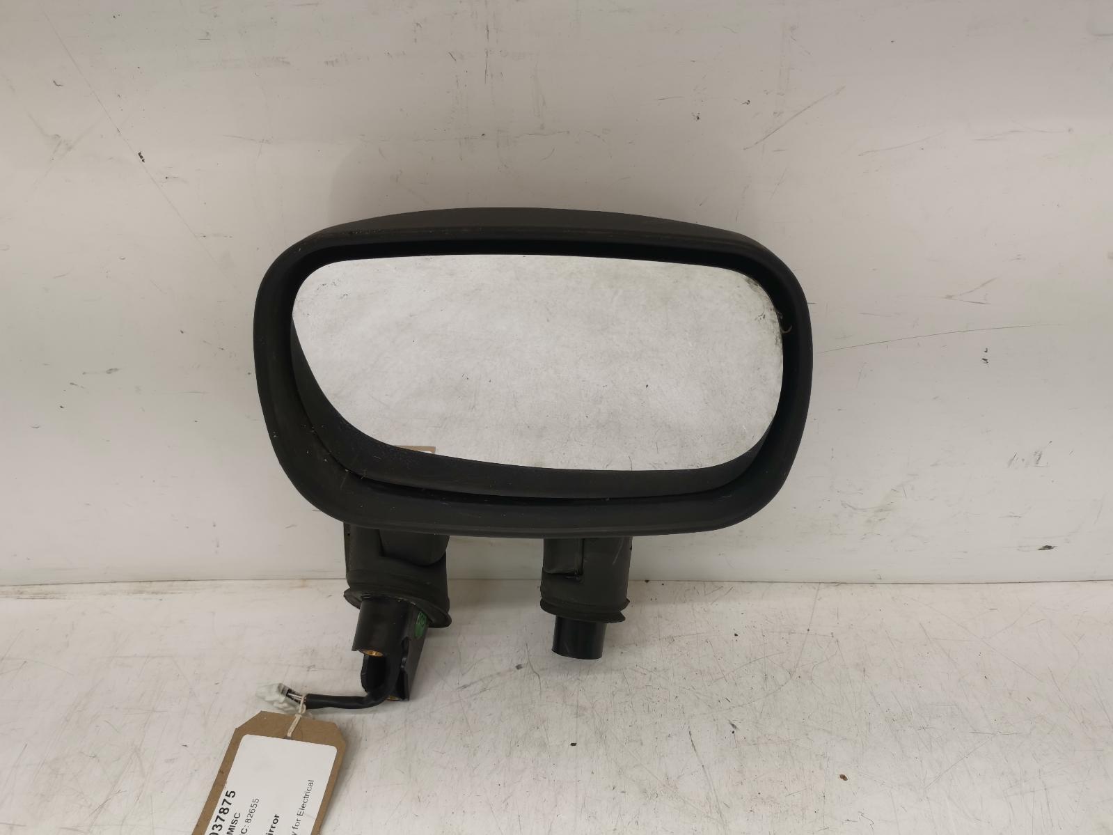View Auto part L Door Mirror FIAT DOBLO 2009