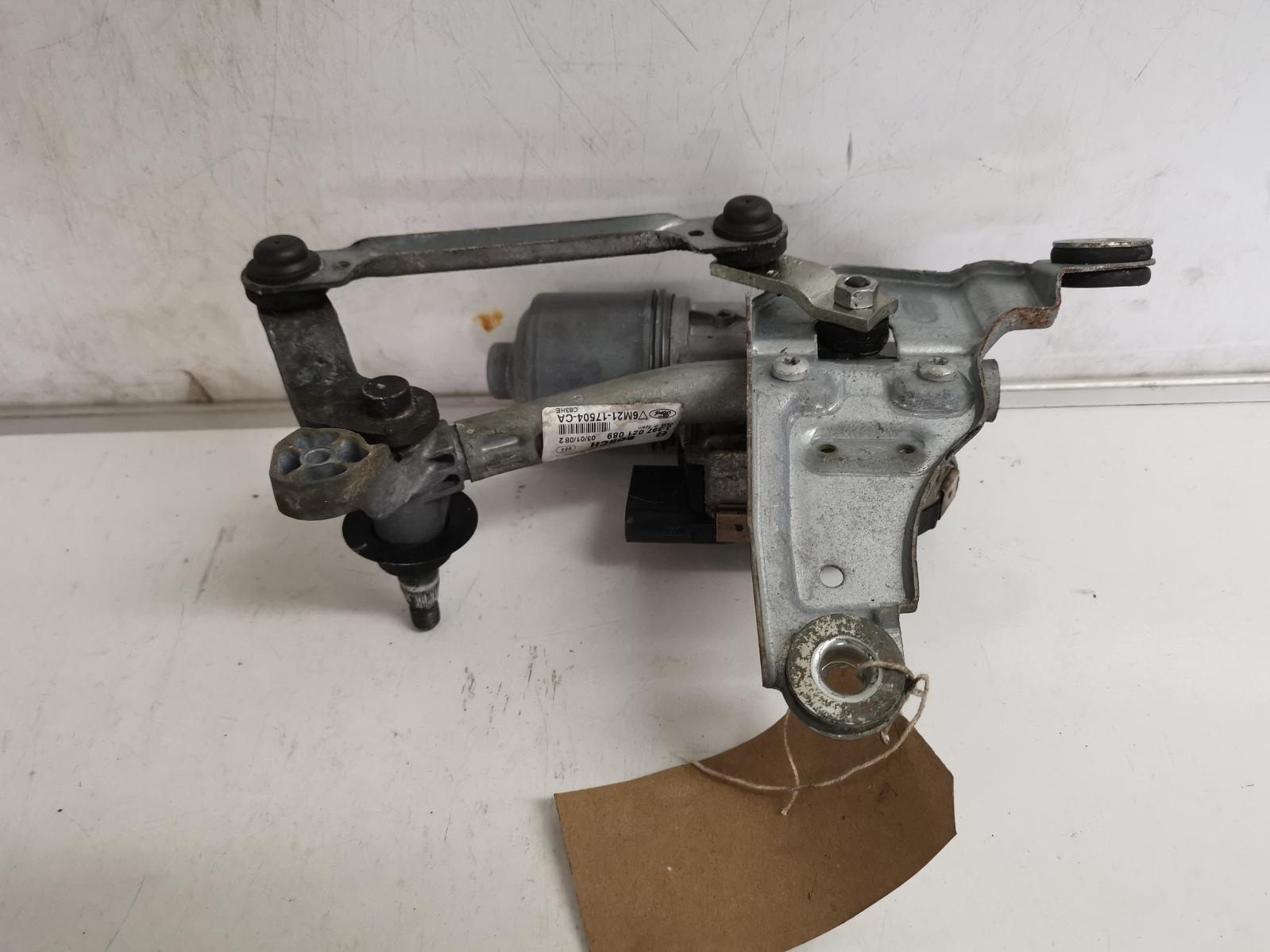 View Auto part Wiper Motor Front FORD S MAX 2007