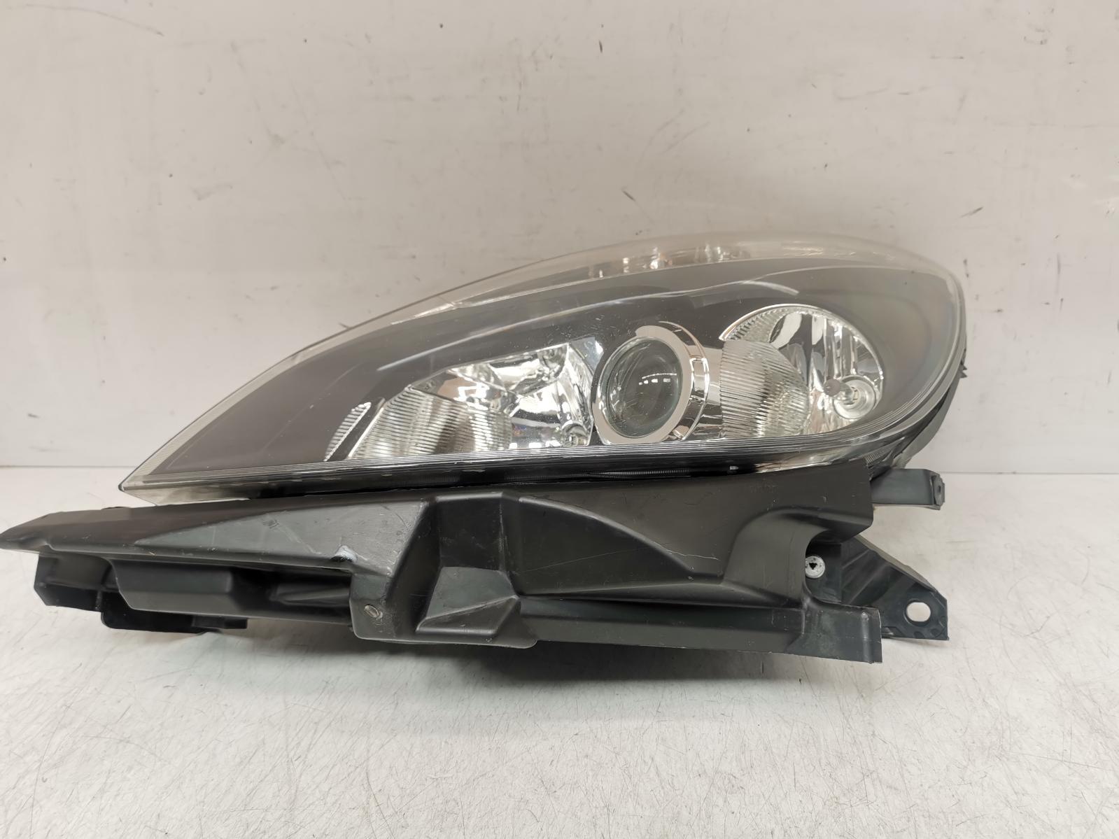 View Auto part L Headlamp RENAULT CLIO 2006