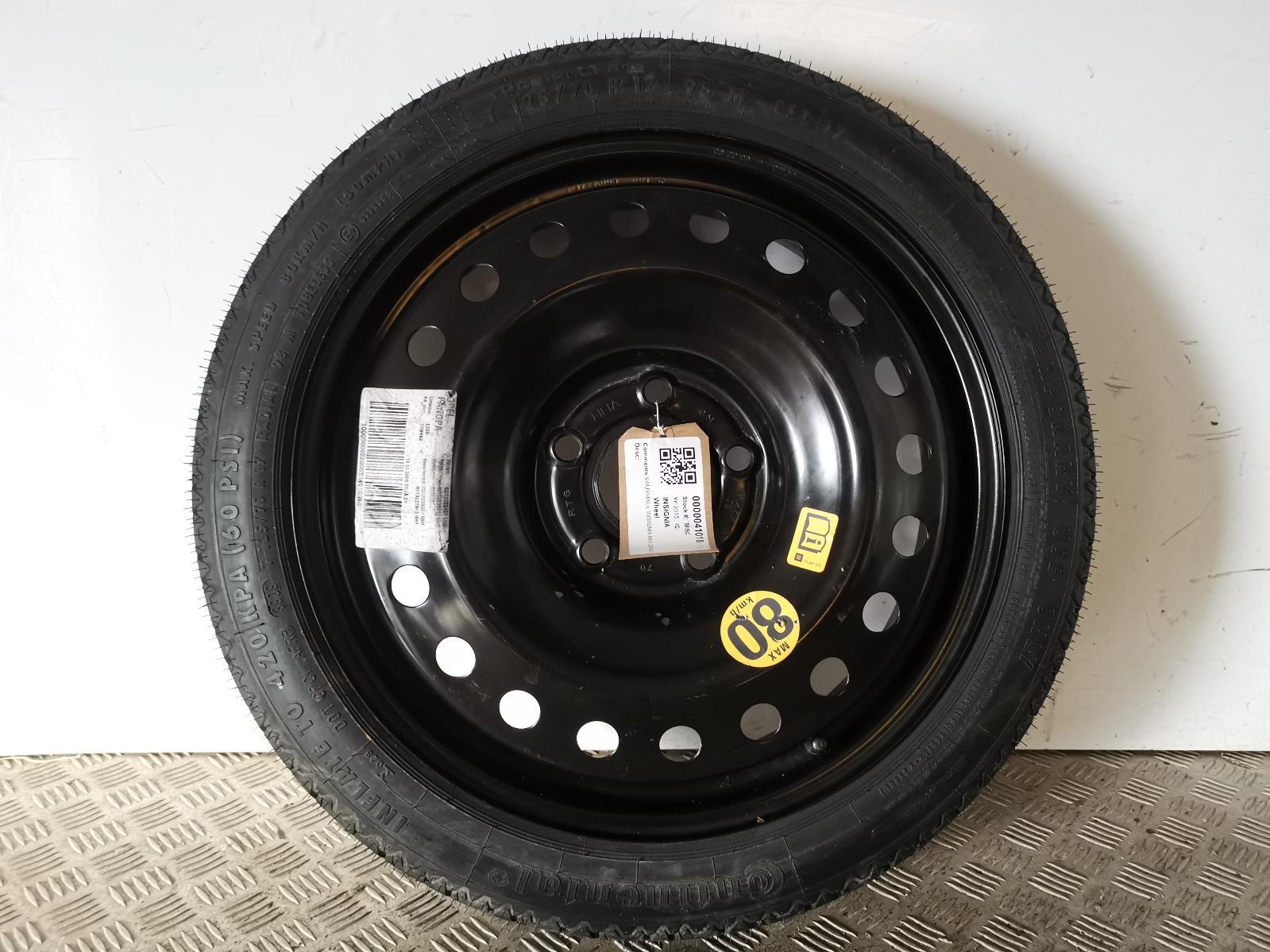 View Auto part Wheel VAUXHALL INSIGNIA 2015