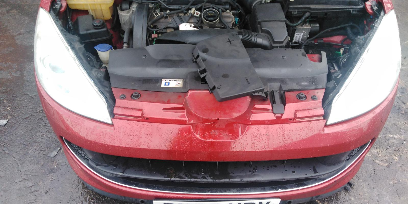 Image for a PEUGEOT 407 2006 2 Door Coupe