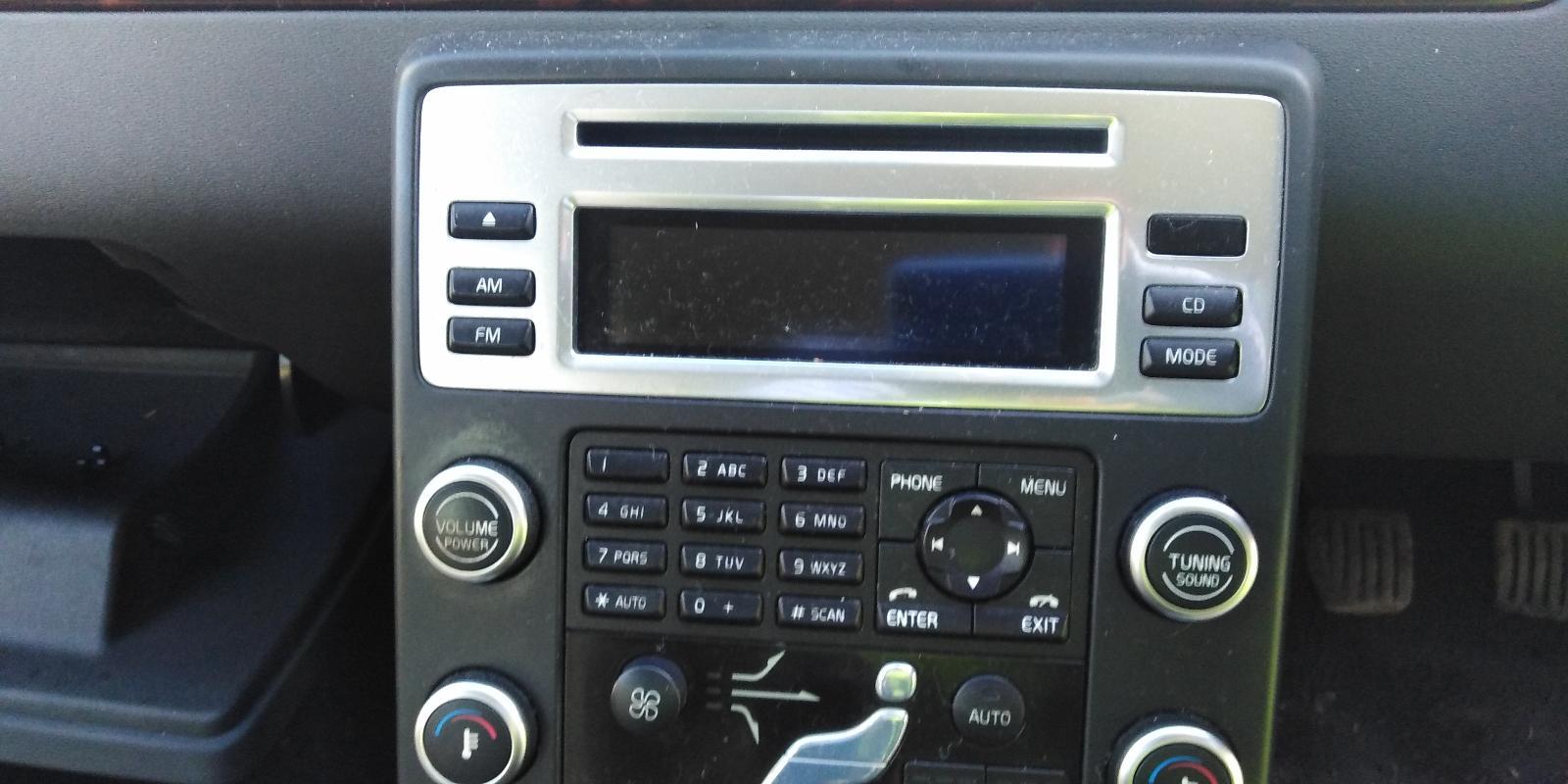 View Auto part VOLVO S80 2009 4 Door Saloon