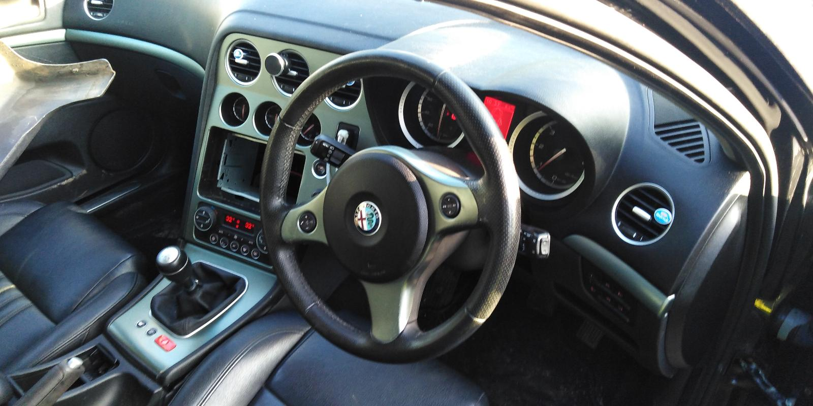 View Auto part ALFA ROMEO 159 2008 4 Door Saloon