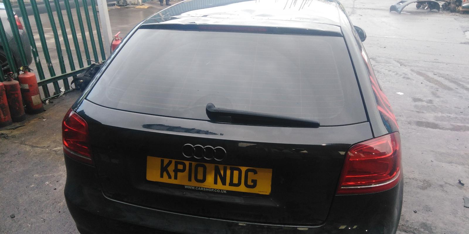 View Auto part RF Window Regulator AUDI A3 2010