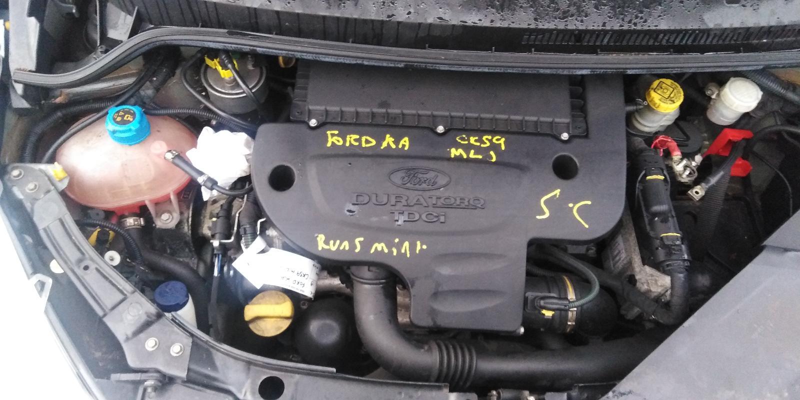 Image for a FORD KA 2009 3 Door Hatchback