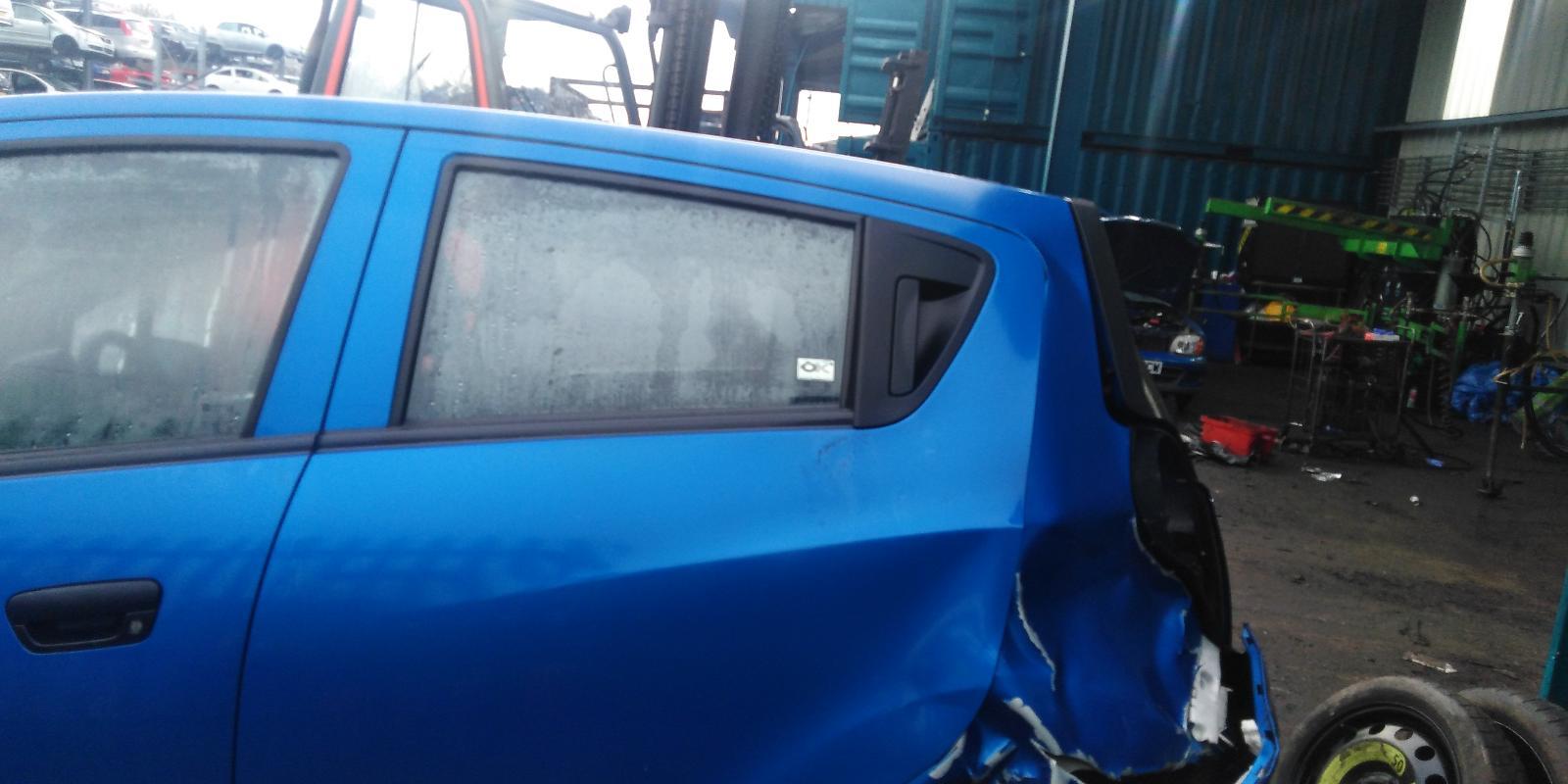 View Auto part CHEVROLET SPARK 2010 5 Door Hatchback