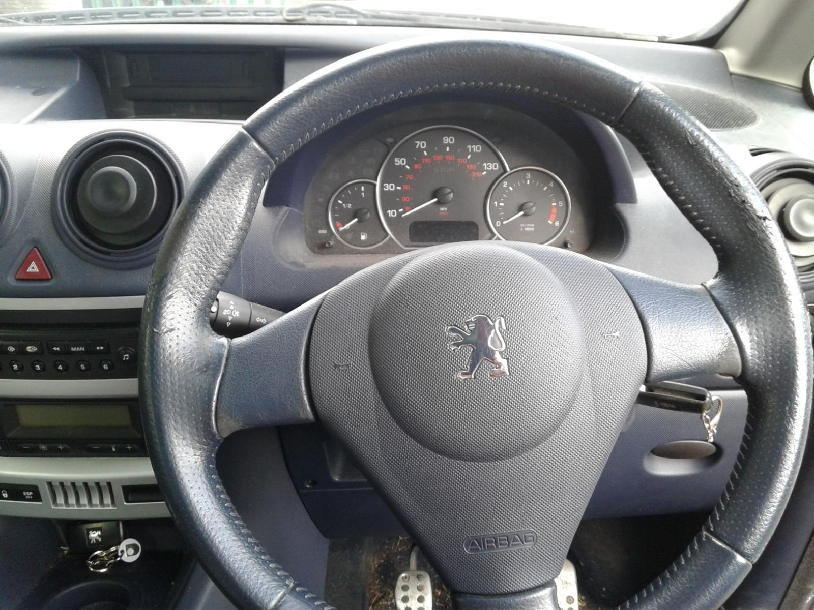 View Auto part PEUGEOT 1007 2006 3 Door Hatchback