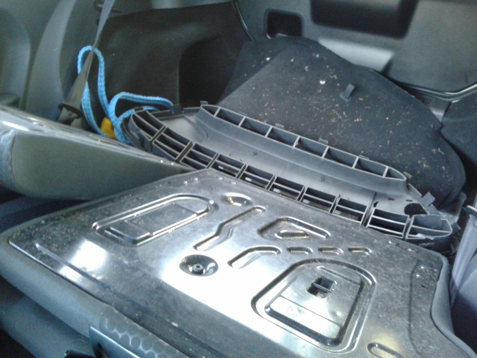 View Auto part FORD FIESTA 2010 3 Door Hatchback