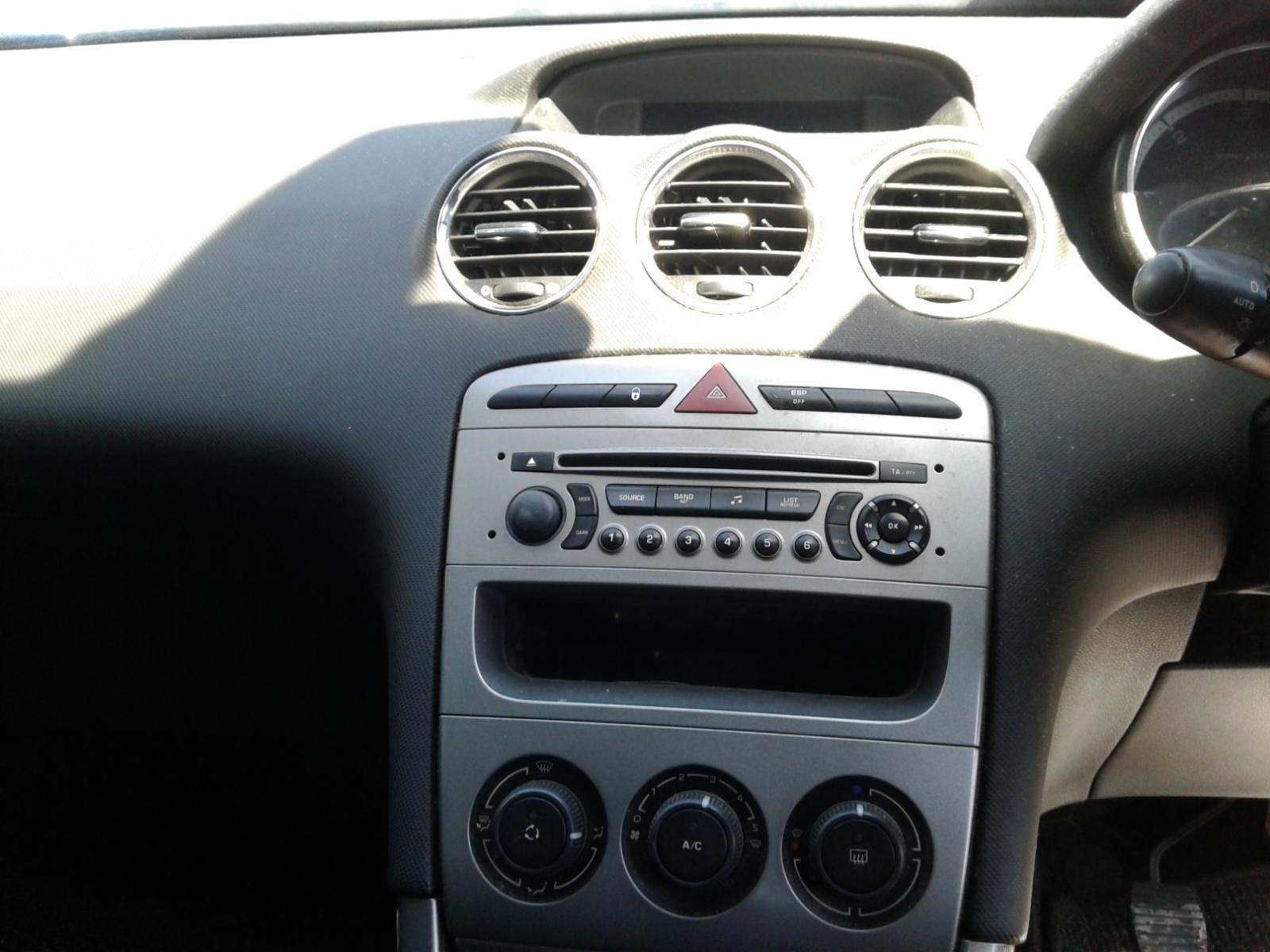 View Auto part PEUGEOT 308 2010 5 Door Hatchback