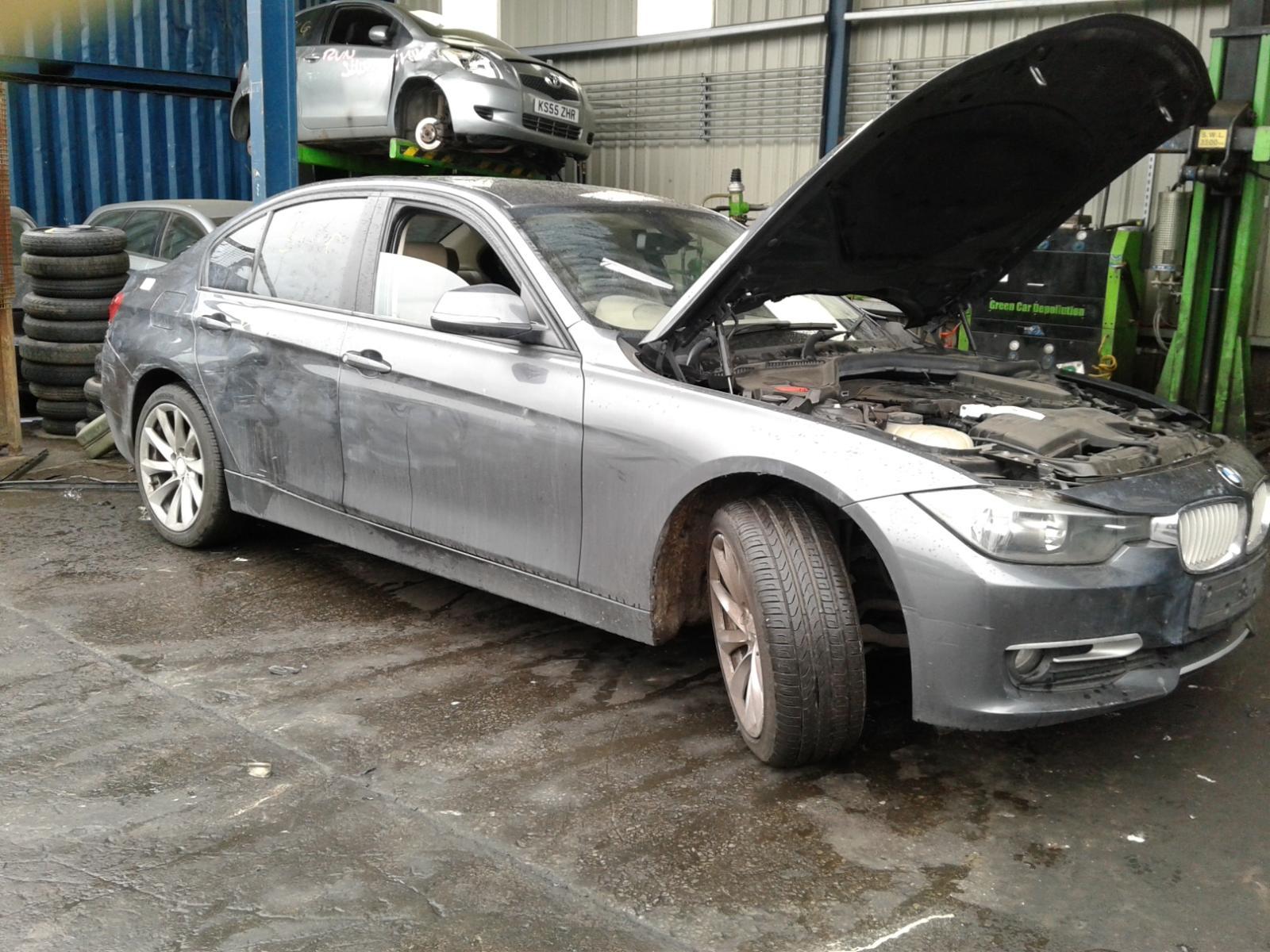 Image for a BMW 3 SERIES 2012 4 Door Saloon