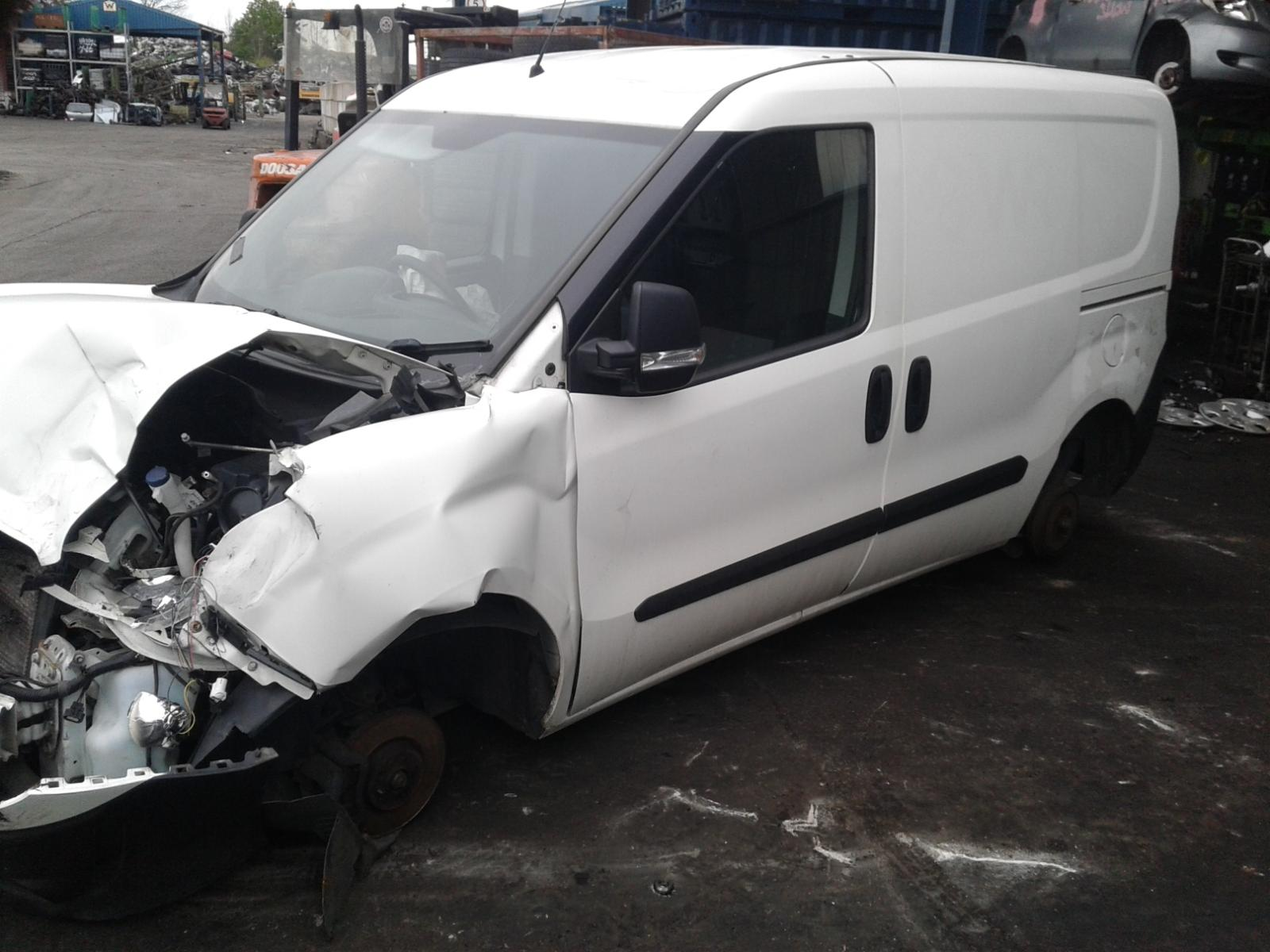 Image for a FIAT DOBLO 2014 Unknown Van