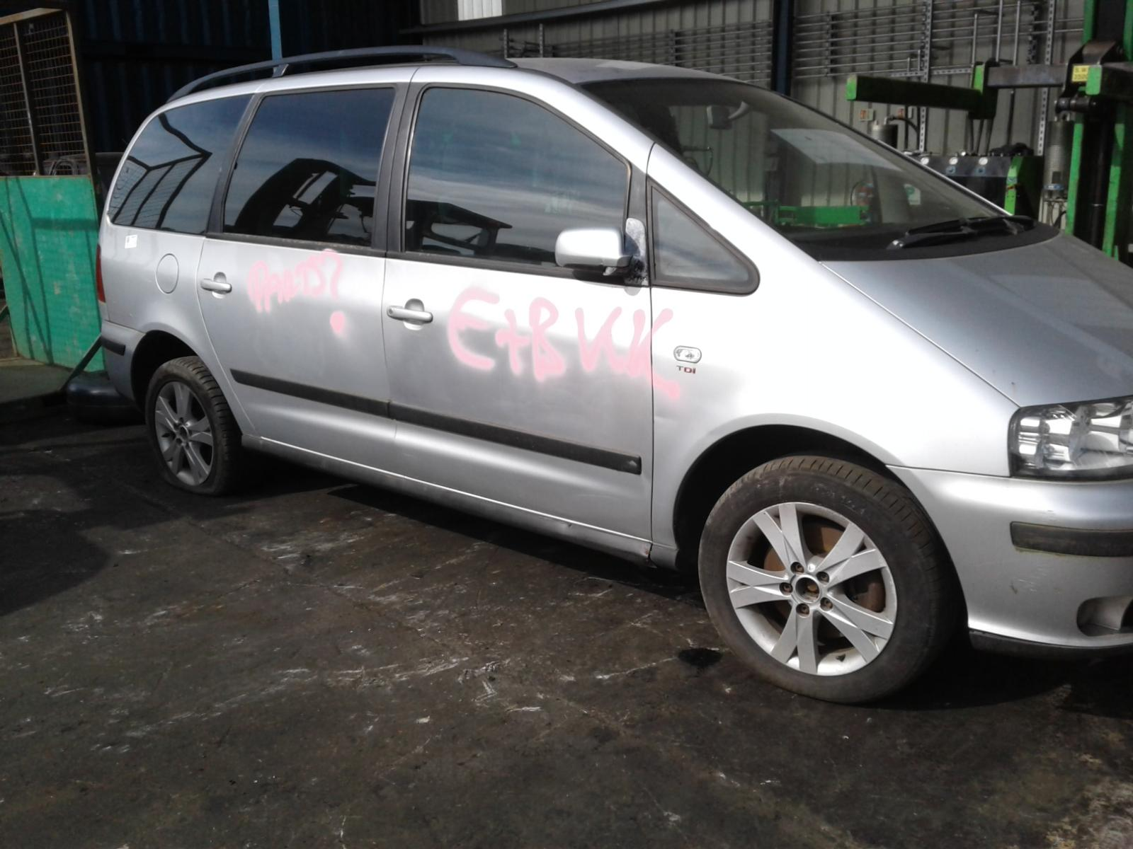 Image for a SEAT ALHAMBRA 2008 5 Door Unknown