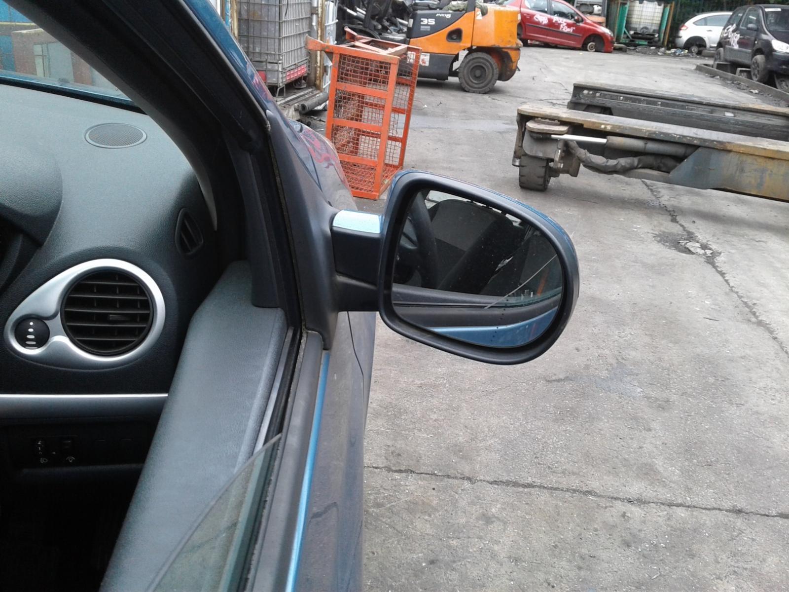 View Auto part RENAULT CLIO 2009 5 Door Hatchback