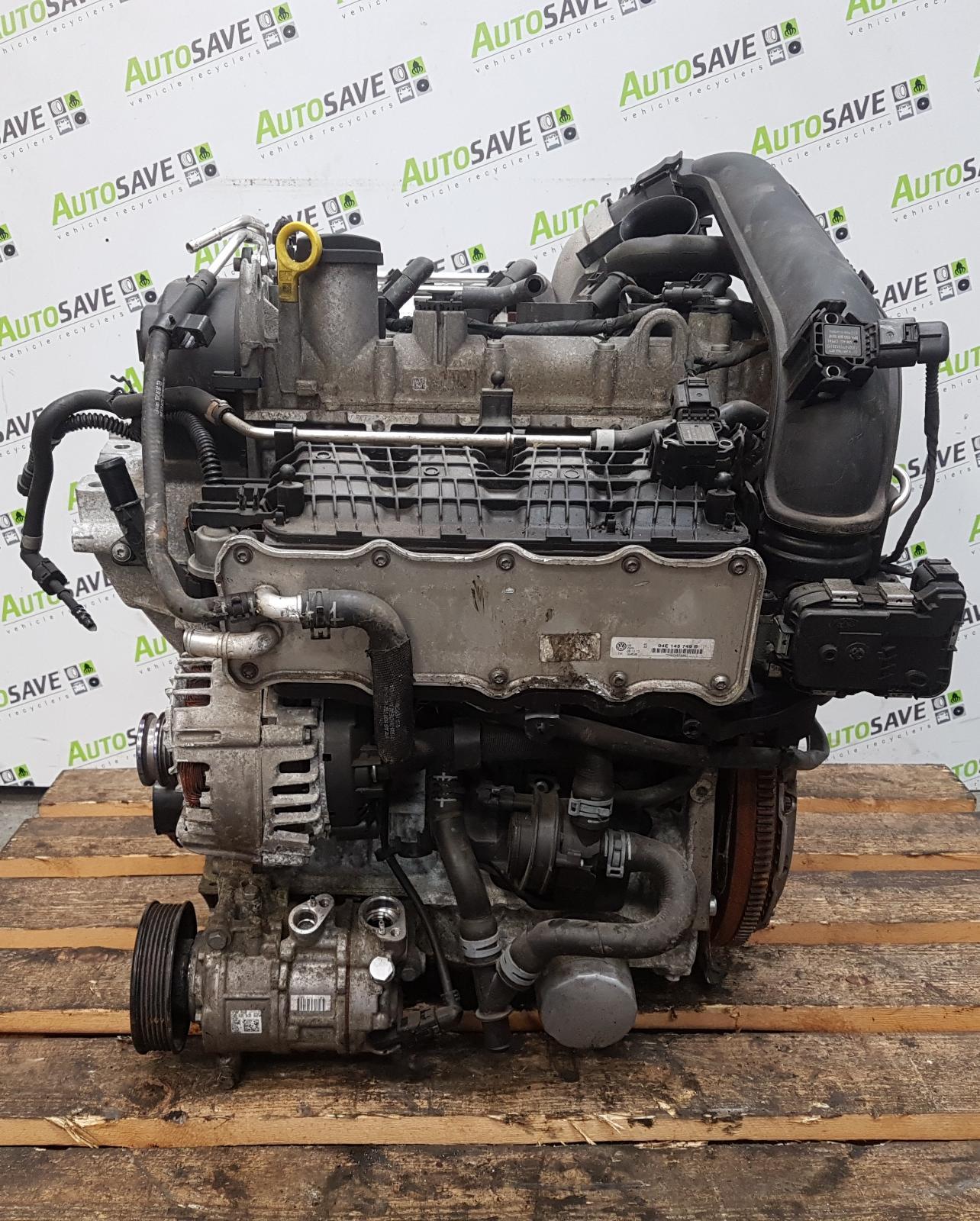View Auto part Engine VOLKSWAGEN GOLF 2014
