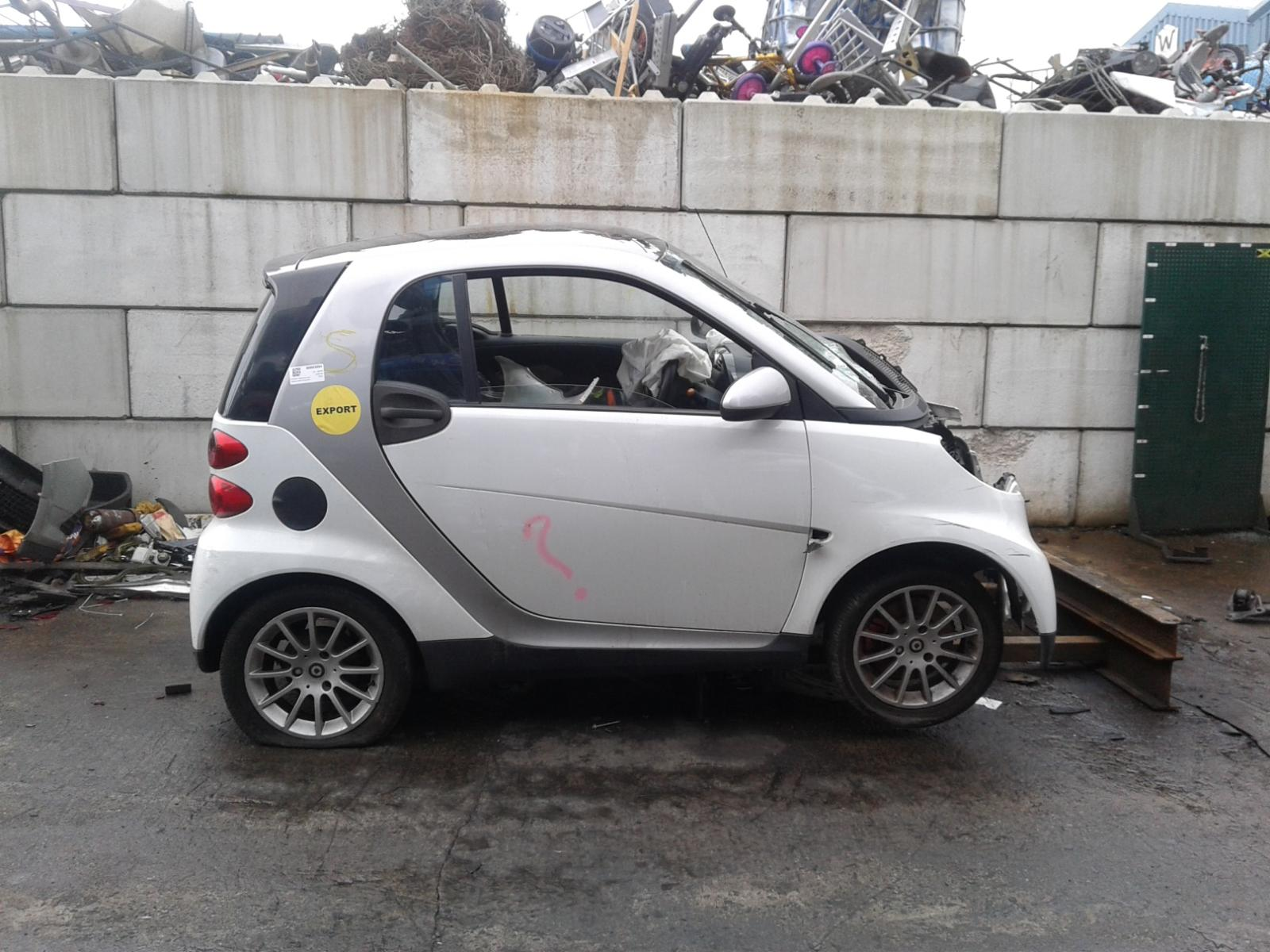 Image for a SMART FORTWO; SMARTCAR 2007 2 Door Coupe
