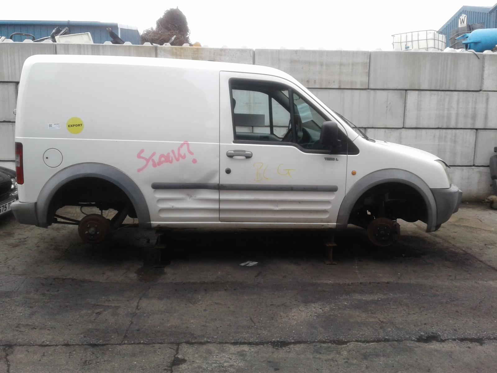 Image for a FORD TRANSIT CONNECT 2008 5 Door Van