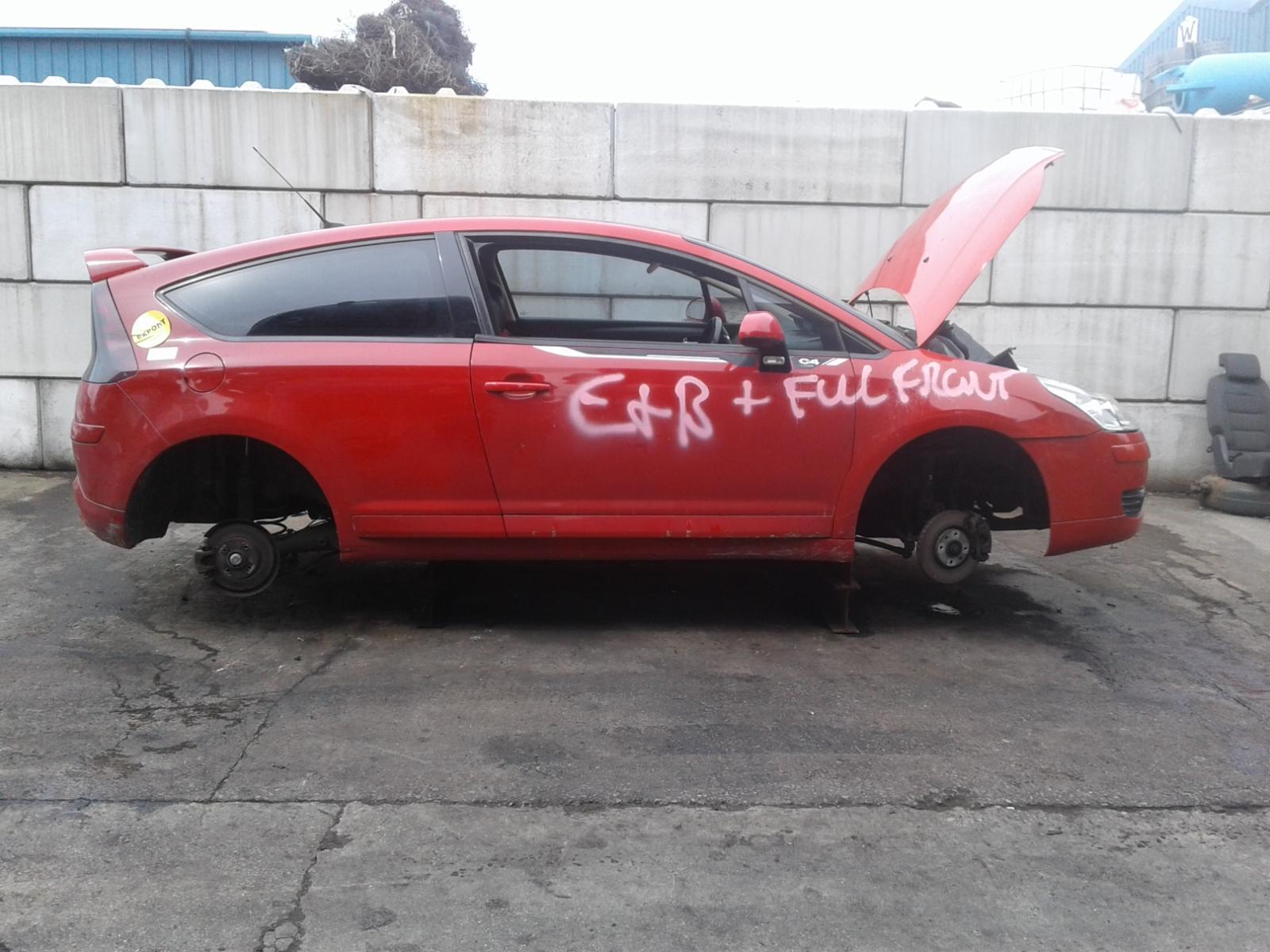 Image for a CITROEN C4 2008 3 Door Coupe