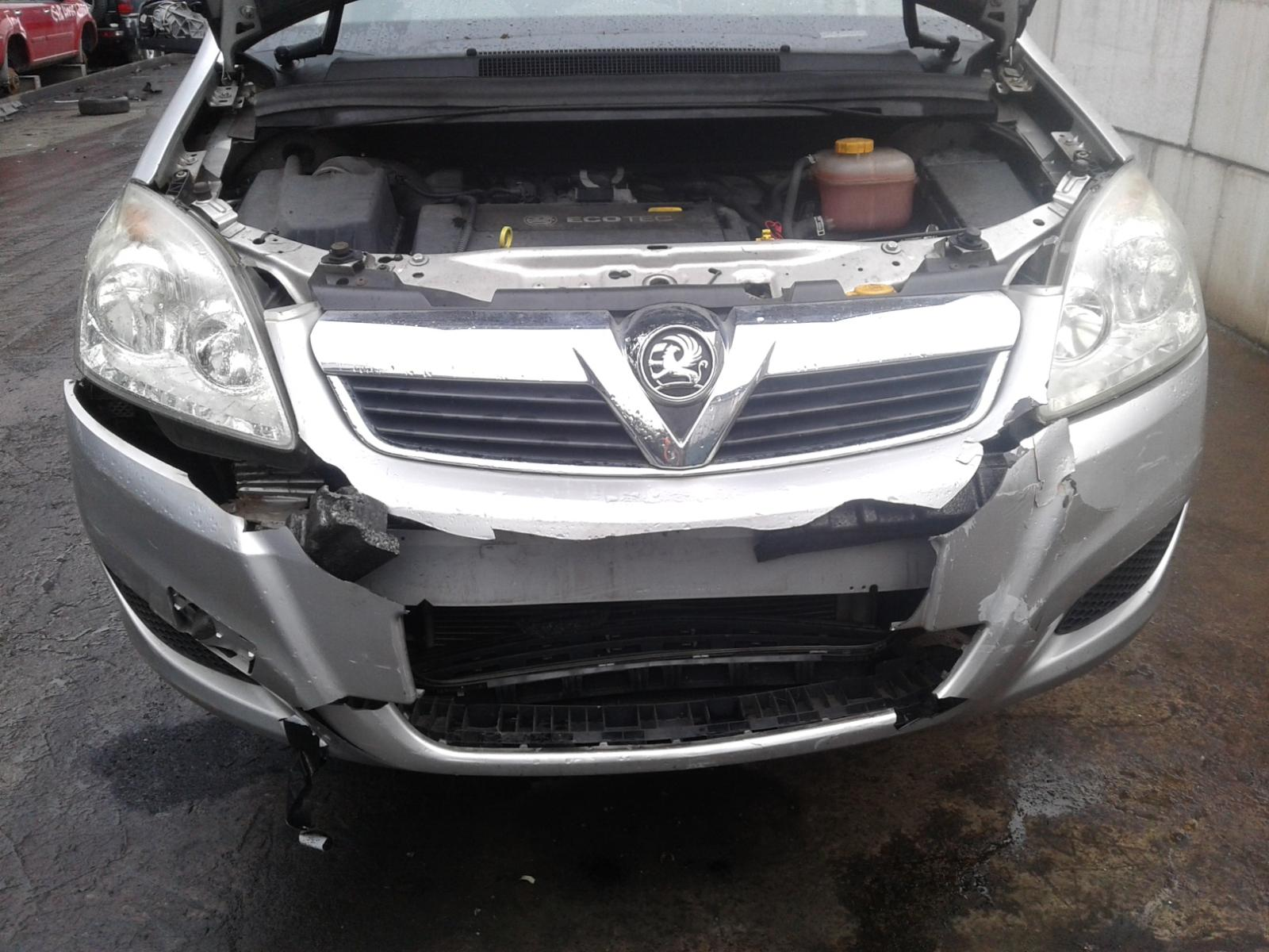 View Auto part VAUXHALL ZAFIRA 2009 5 Door BODYSTYLE.MPV