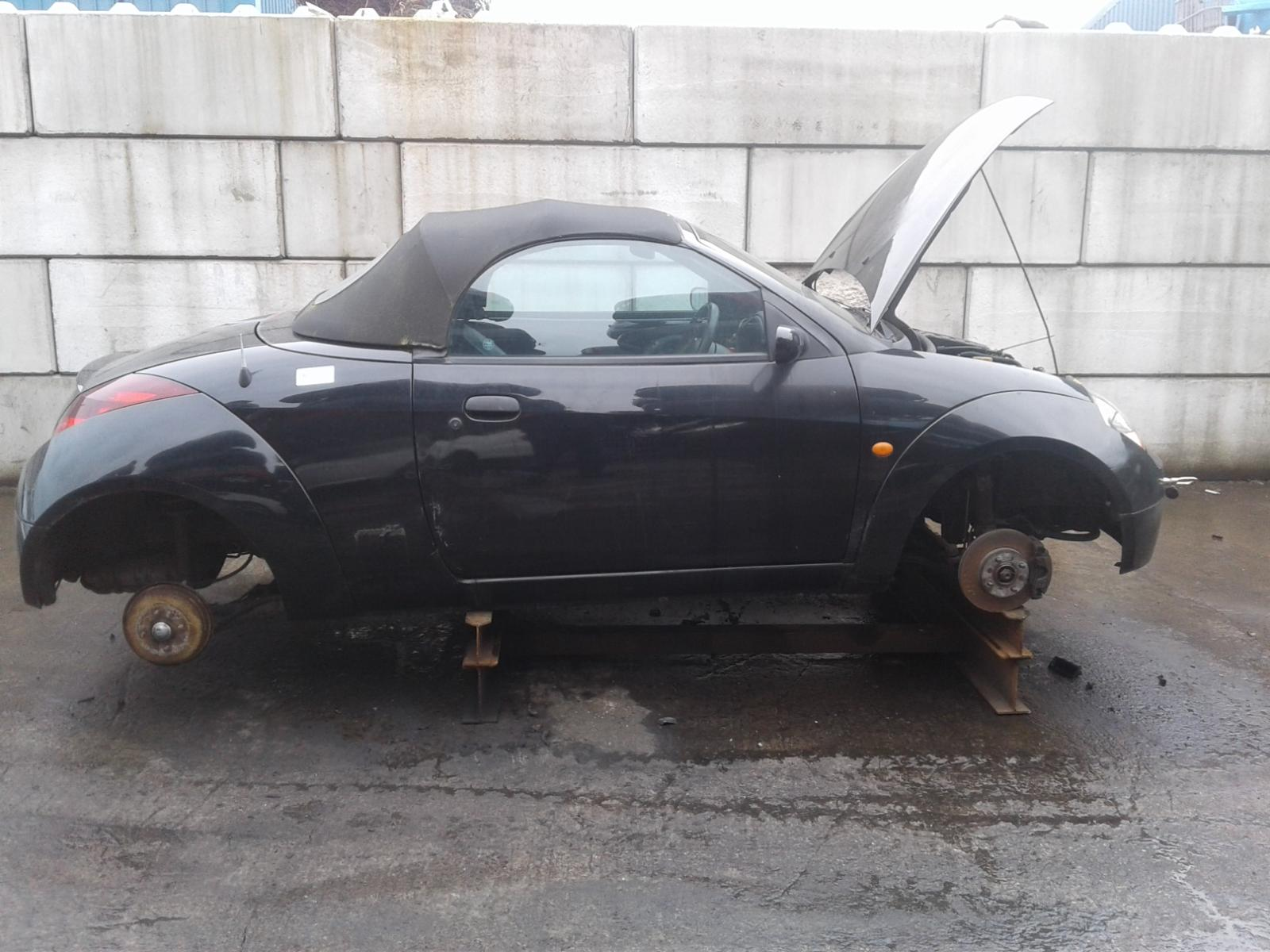 Image for a FORD KA 2004 2 Door Unknown