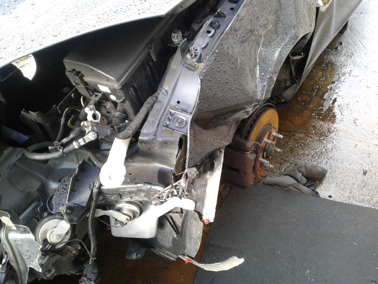 View Auto part VAUXHALL INSIGNIA 2013 5 Door Hatchback