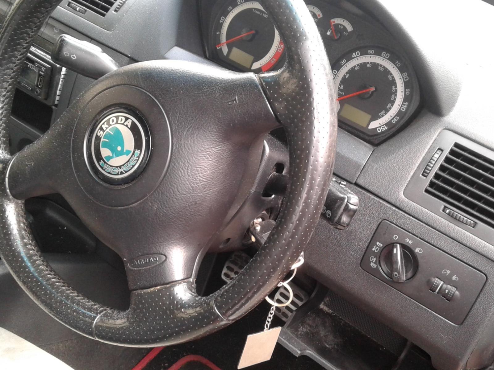View Auto part SKODA FABIA 2006 5 Door Hatchback