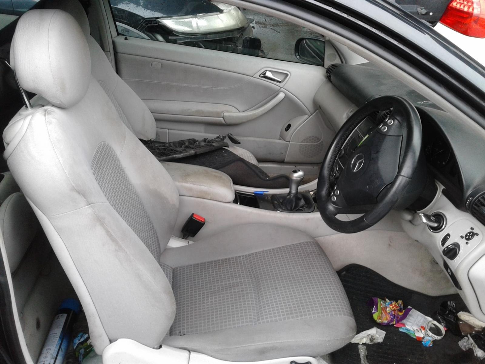 View Auto part MERCEDES C CLASS 2005 3 Door Coupe