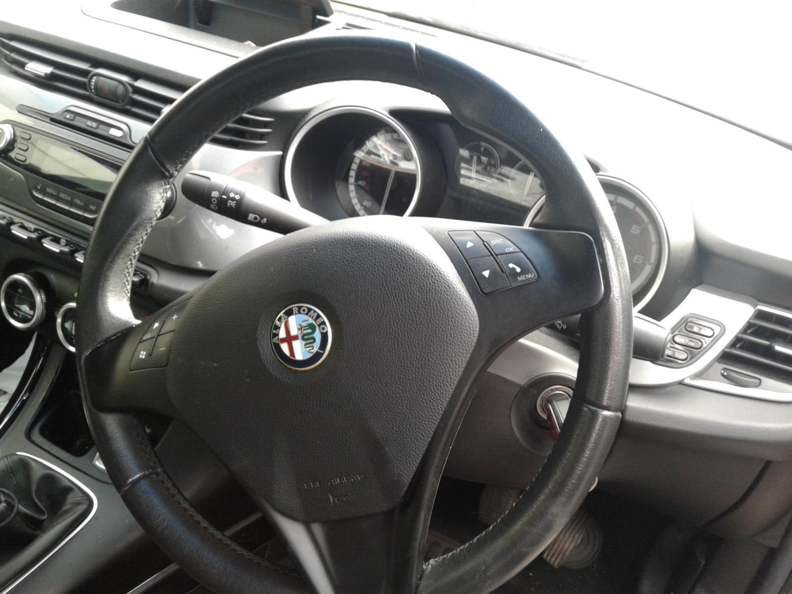 View Auto part ALFA ROMEO GIULIETTA 2011 5 Door Hatchback