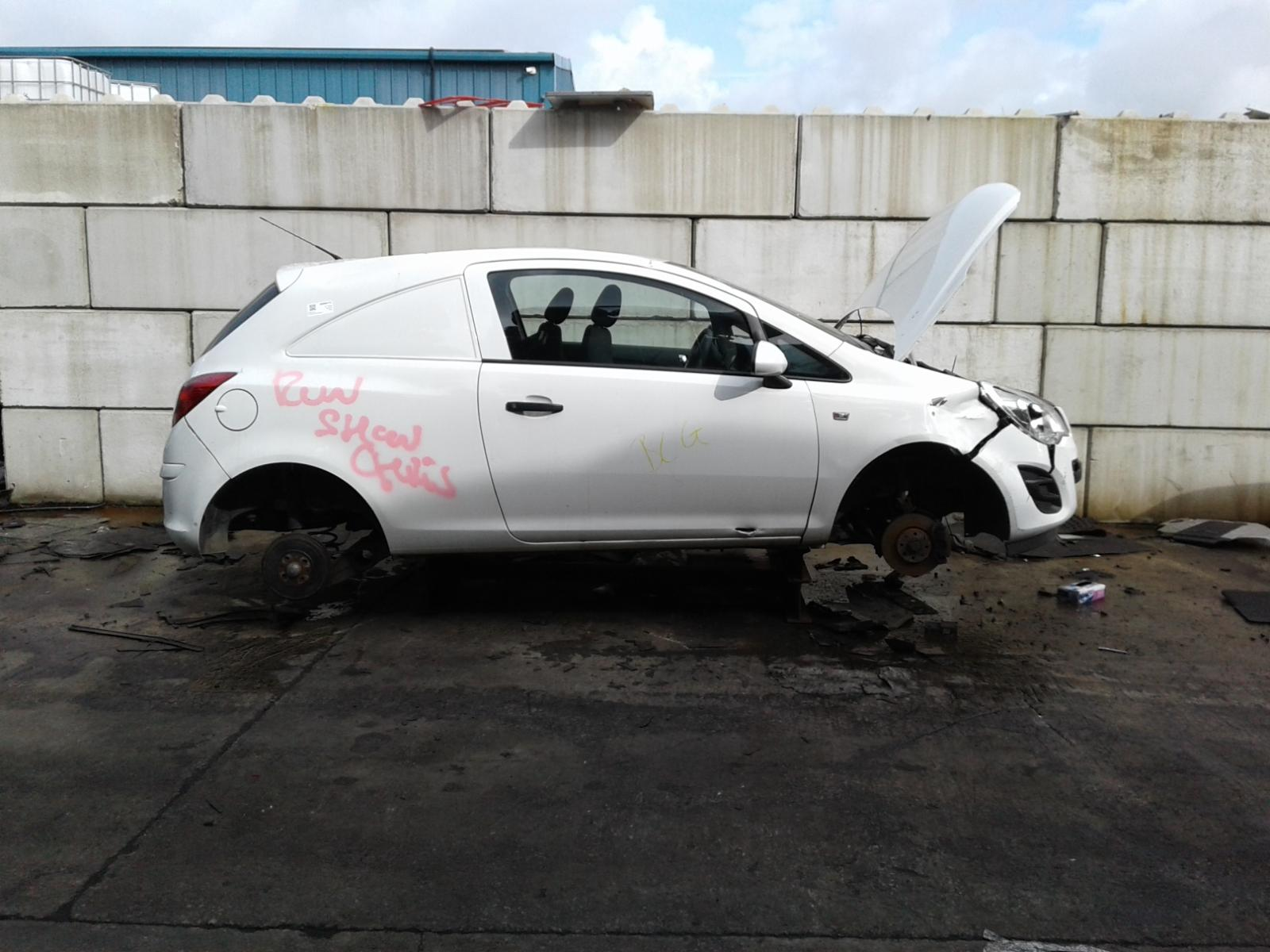 Image for a VAUXHALL CORSA 2012 Unknown Van