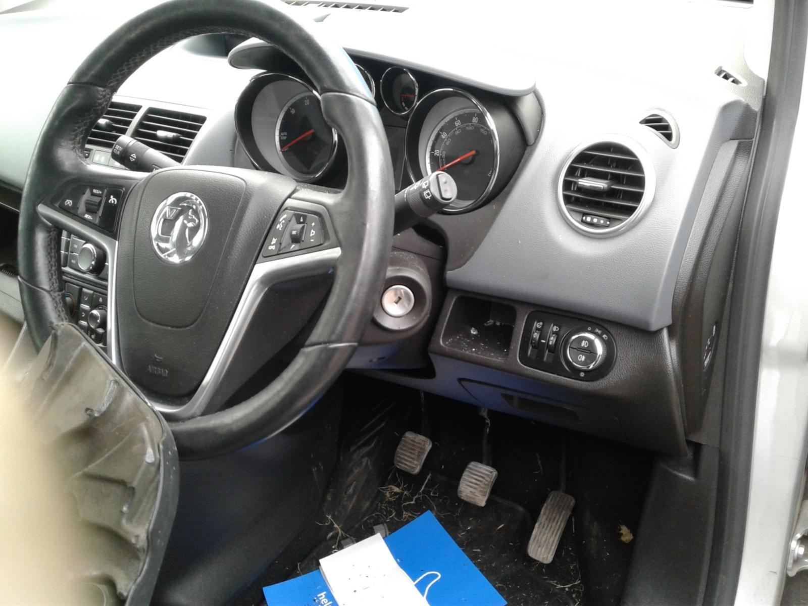 View Auto part VAUXHALL MERIVA 2014 5 Door BODYSTYLE.MPV