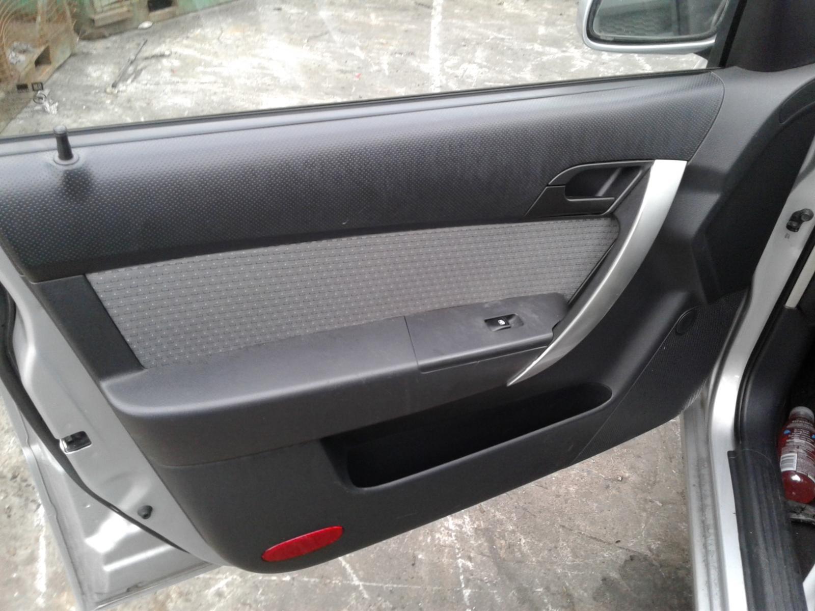 View Auto part CHEVROLET AVEO 2009 5 Door Hatchback