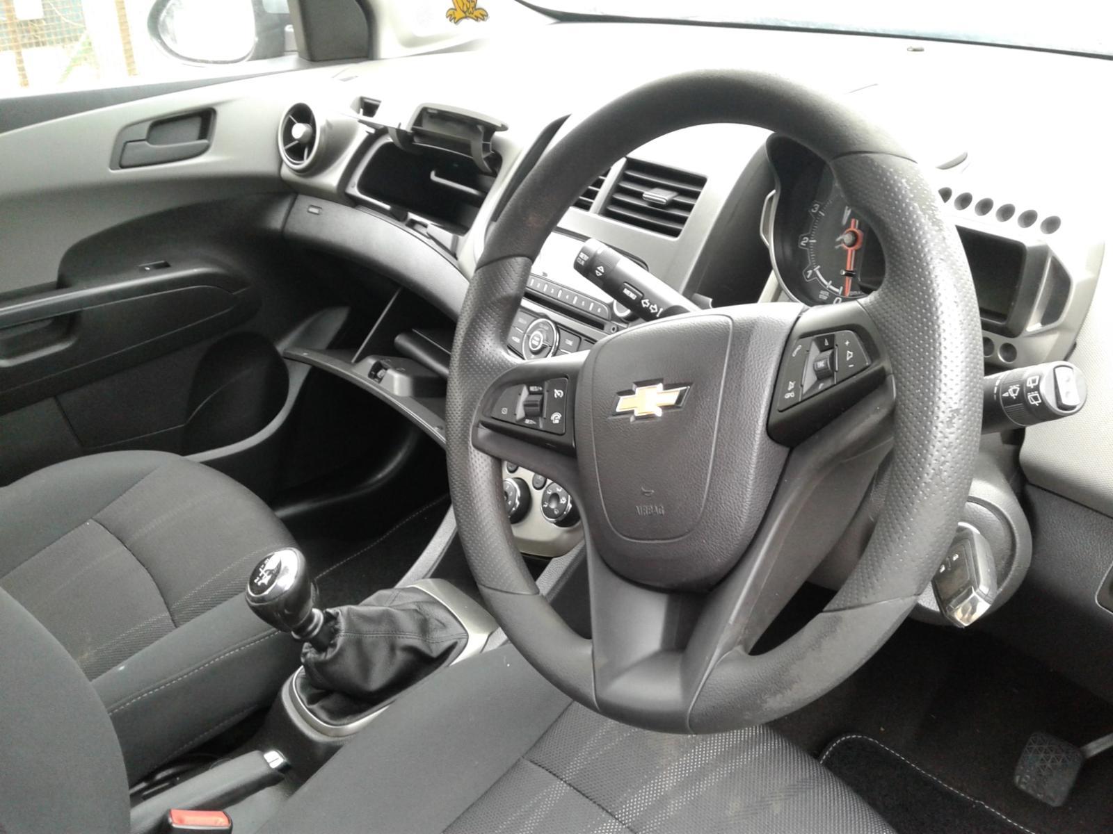 View Auto part CHEVROLET AVEO 2012 5 Door Hatchback