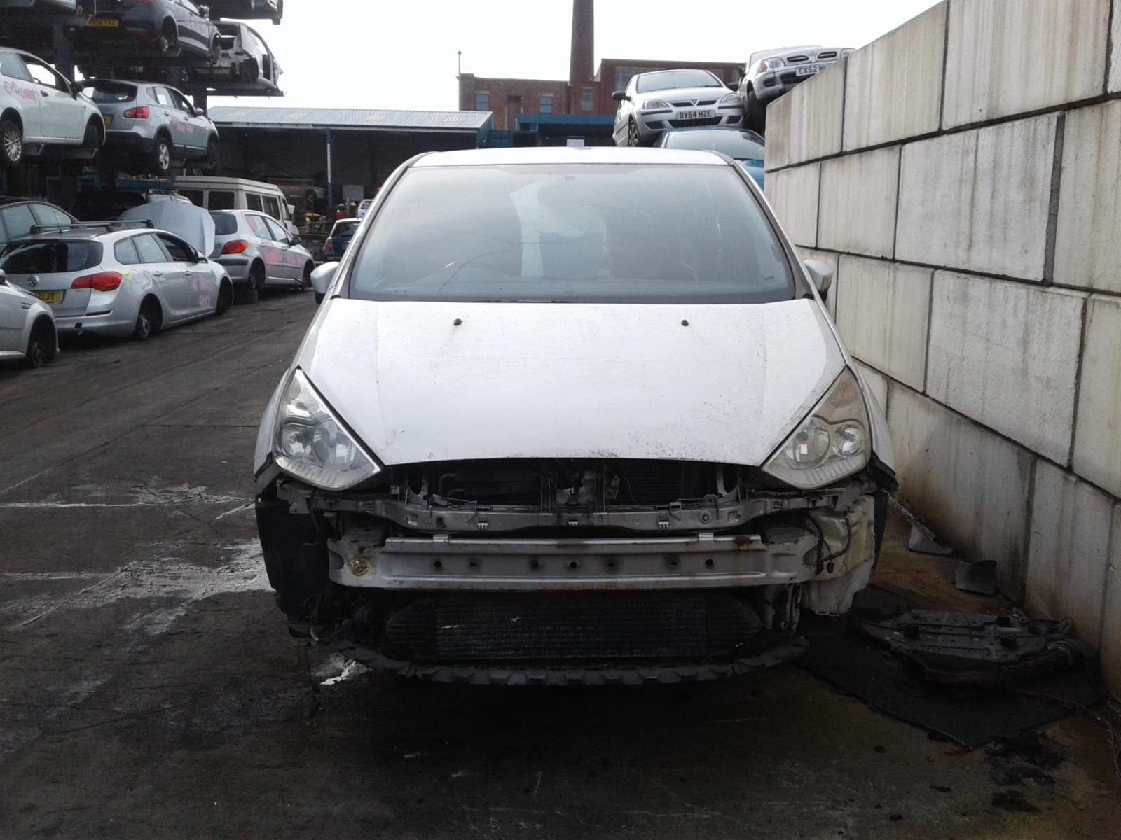 Image for a FORD S MAX 2010 5 Door BODYSTYLE.MPV