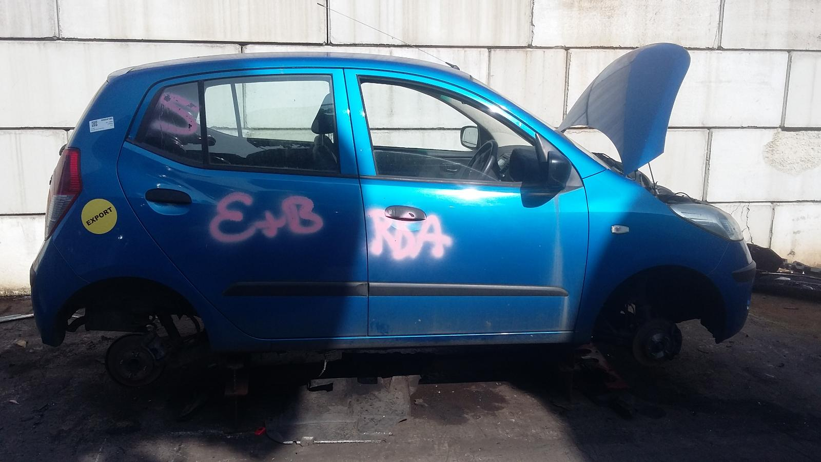 Image for a HYUNDAI I10 2009 5 Door Hatchback
