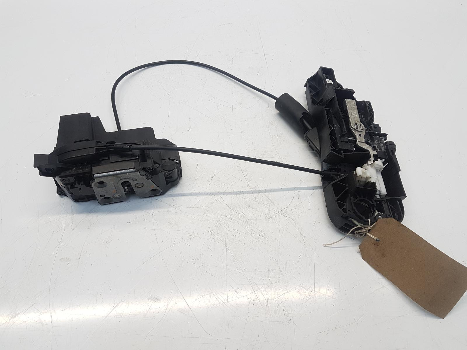 View Auto part Door Lock Assembly RENAULT SCENIC 2014