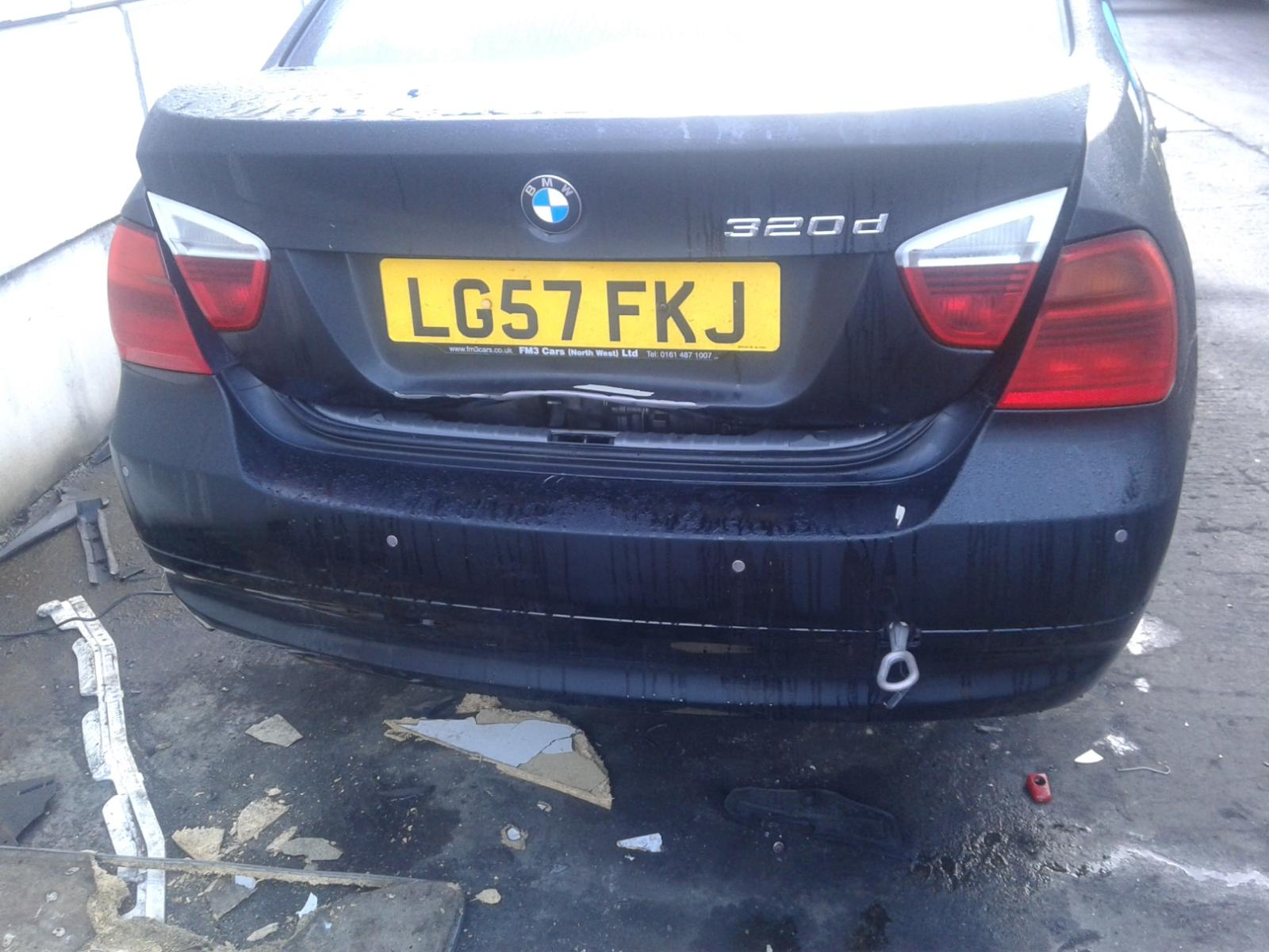 Image for a BMW 3 SERIES 2007 4 Door Saloon