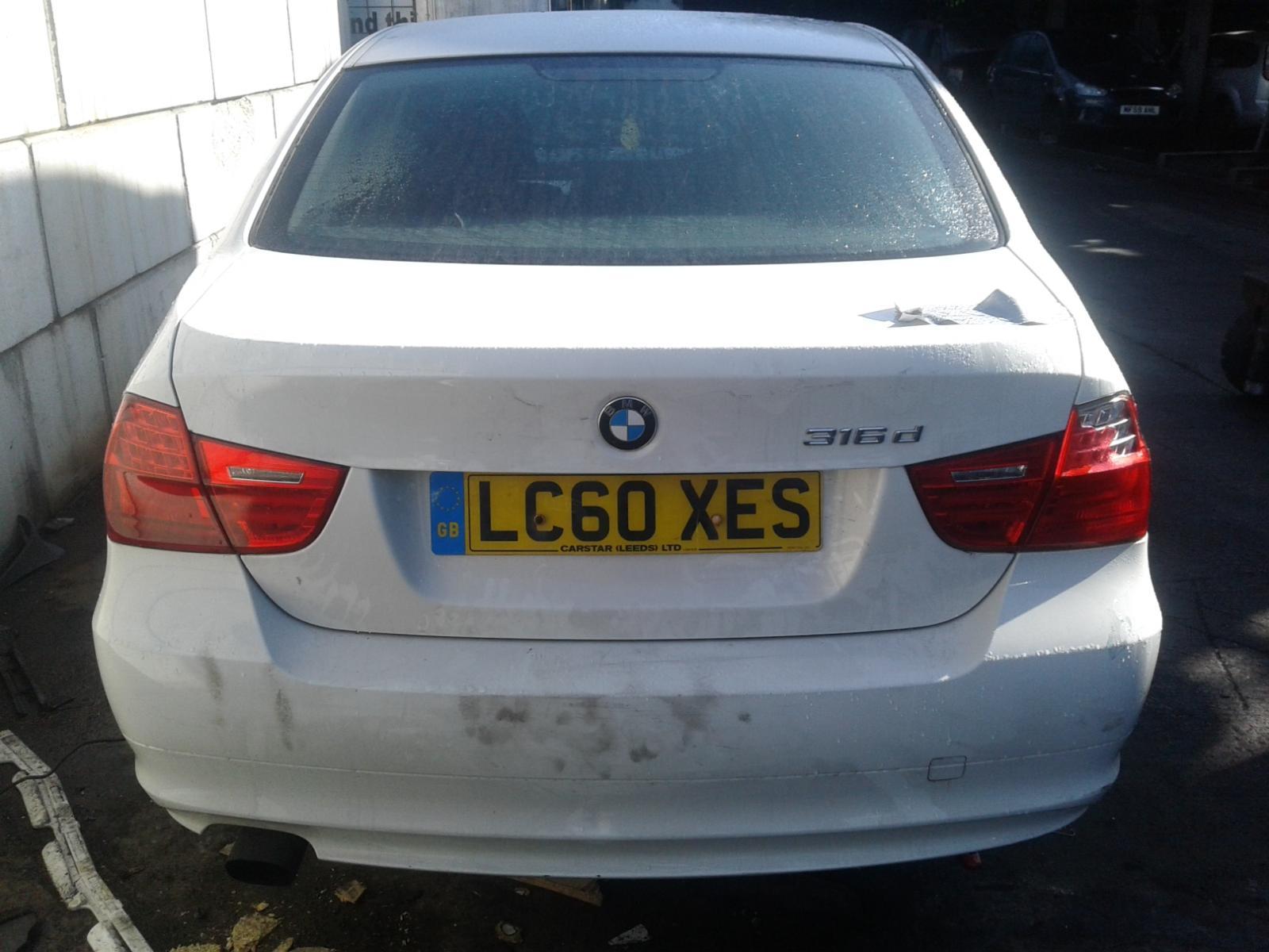 Image for a BMW 3 SERIES 2011 4 Door Saloon