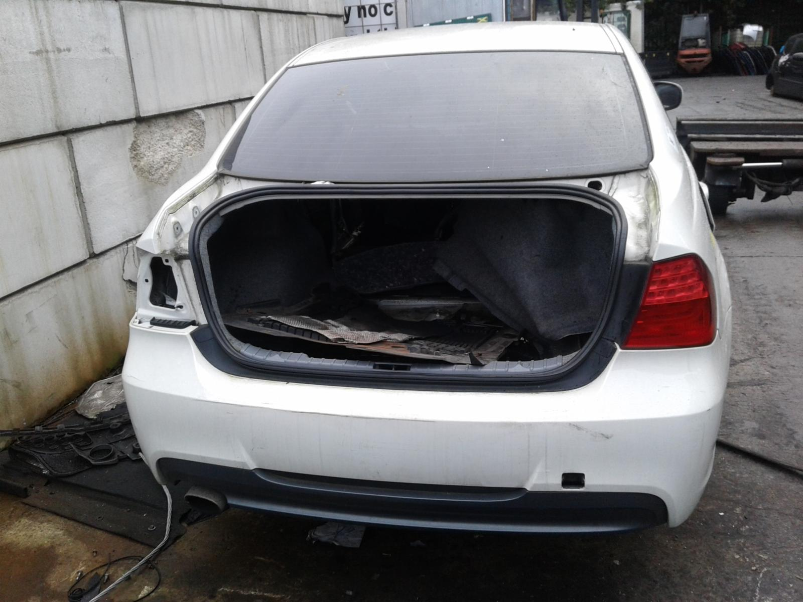 Image for a BMW 3 SERIES 2011 4 Door Saloon