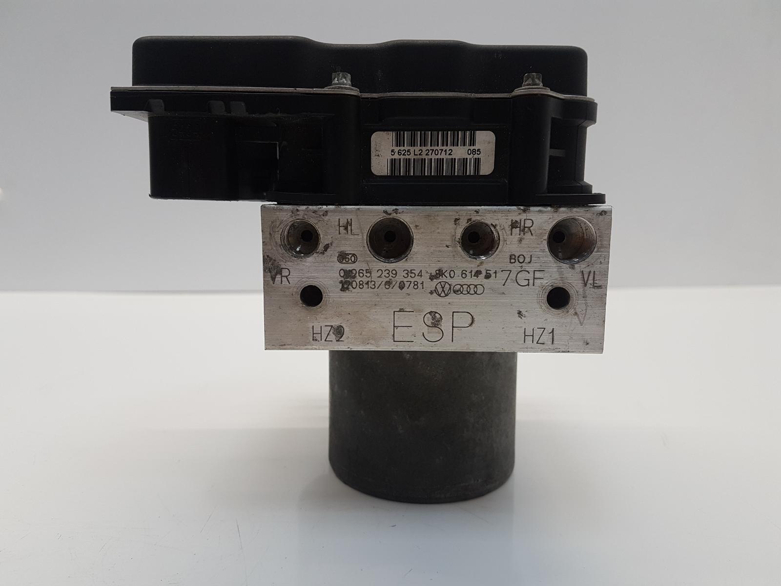 View Auto part ABS Pump/Modulator AUDI A4 2012