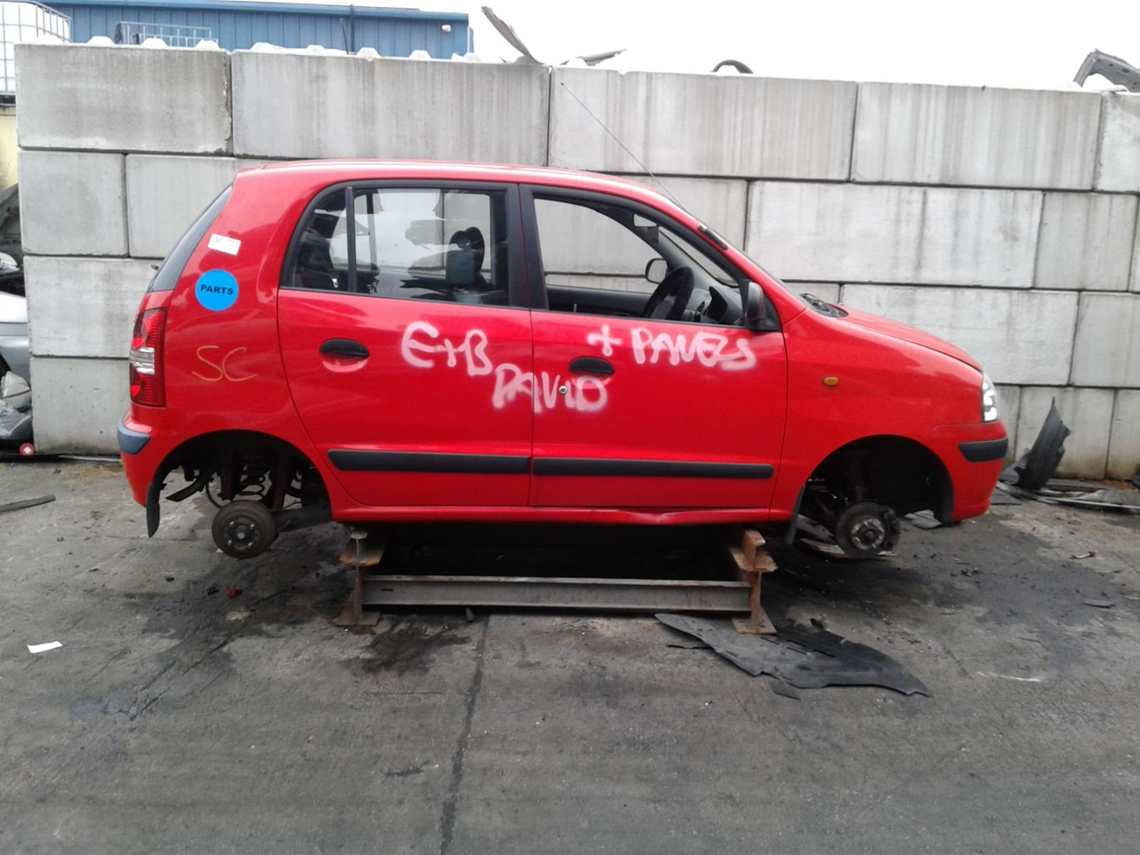 Image for a HYUNDAI AMICA 2007 5 Door Hatchback