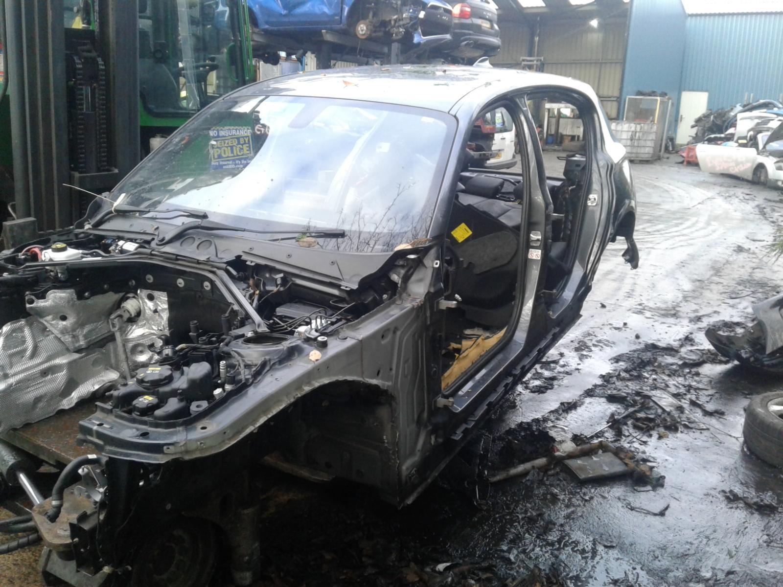 View Auto part BMW 1 SERIES 2017 5 Door Hatchback