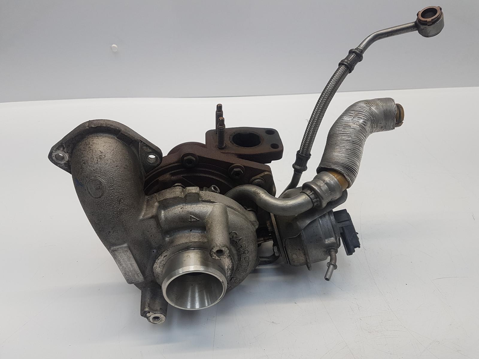 View Auto part Turbocharger CITROEN DS4 2011