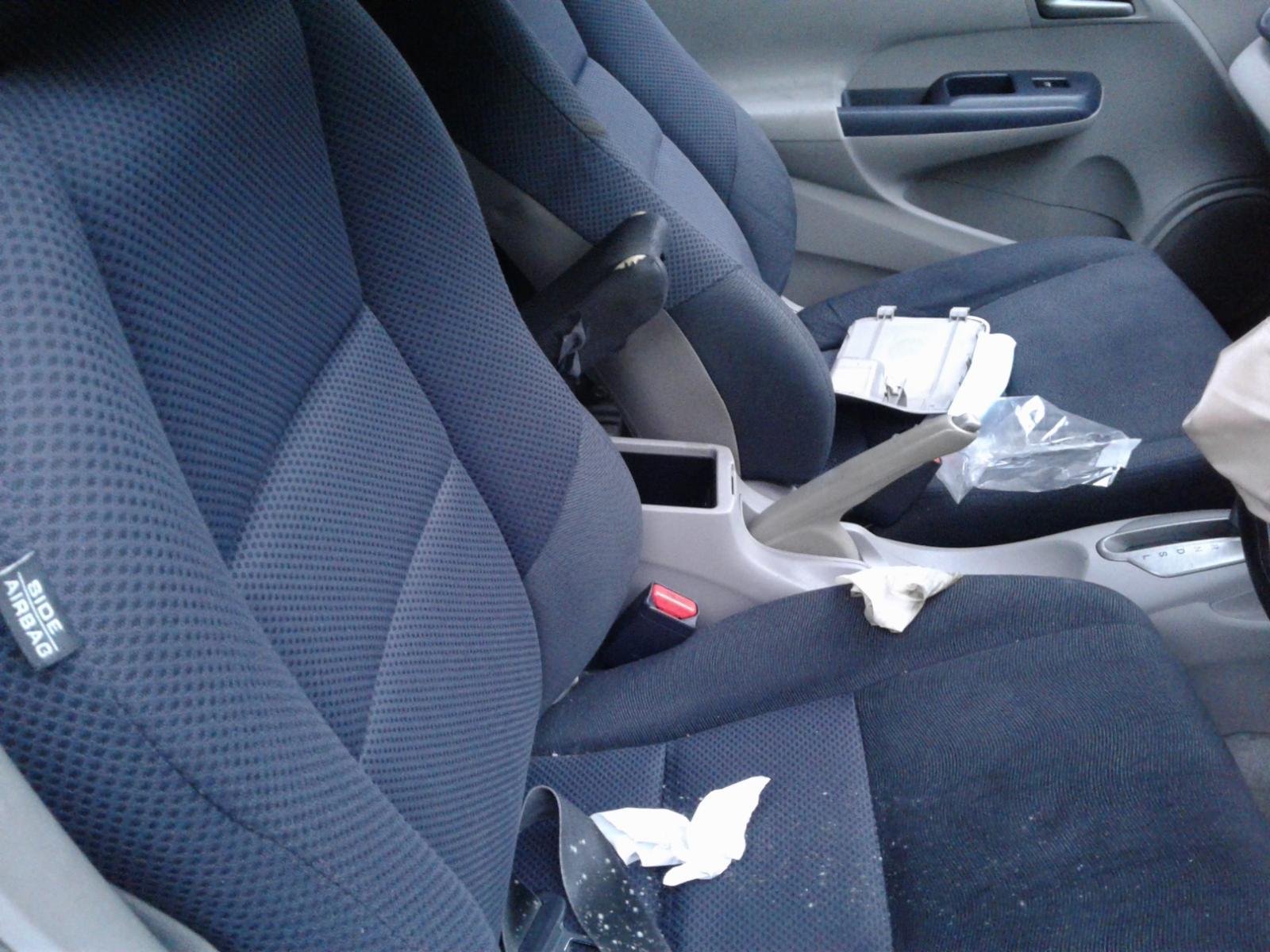 Image for a HONDA INSIGHT 2009 5 Door Hatchback
